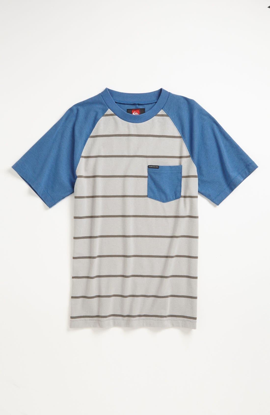 Alternate Image 1 Selected - Quiksilver 'Lennox' T-Shirt (Big Boys)