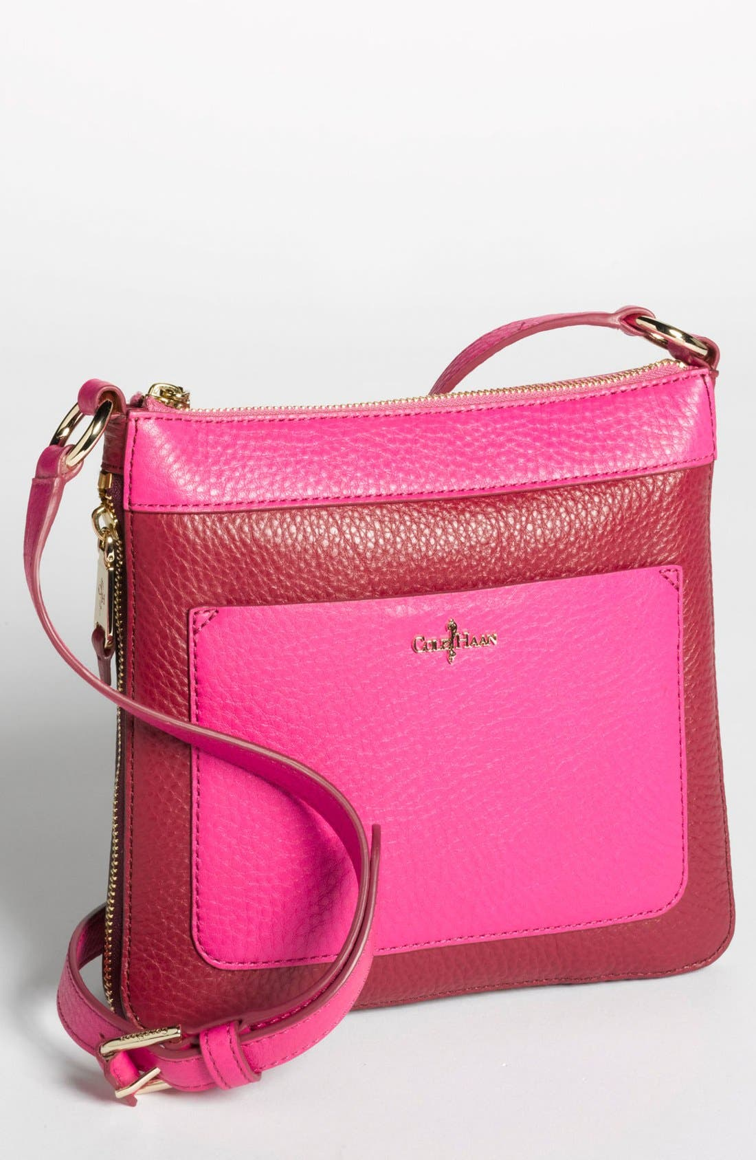 Alternate Image 1 Selected - Cole Haan 'Crosby Colorblock - Sheila' Crossbody Bag, Small