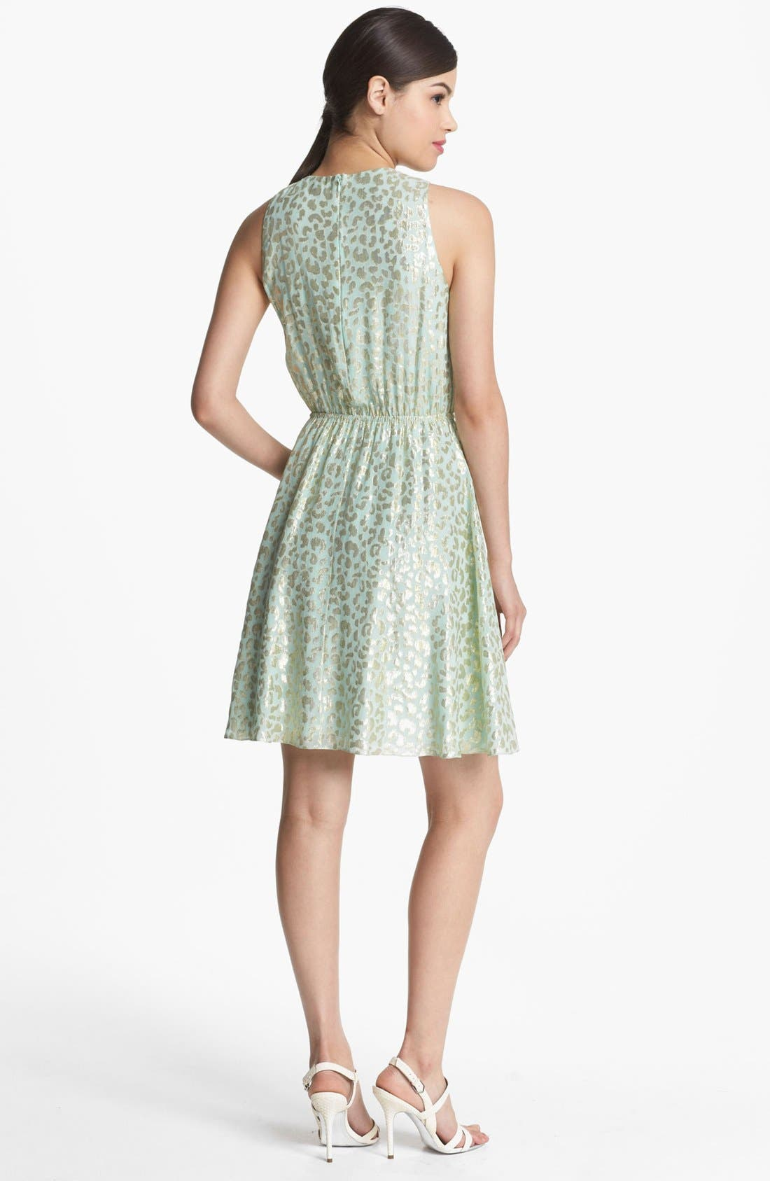 Alternate Image 2  - ERIN erin fetherston Shirred Waist Dress