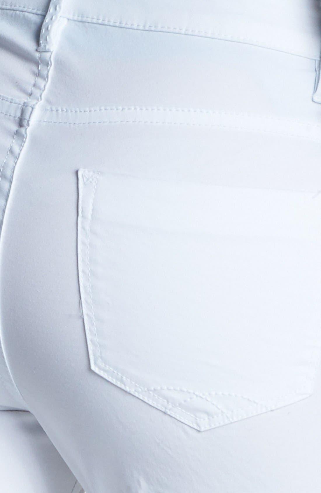 Alternate Image 3  - Christopher Blue 'The Secret Lillian' Pull-On Skinny Jeans