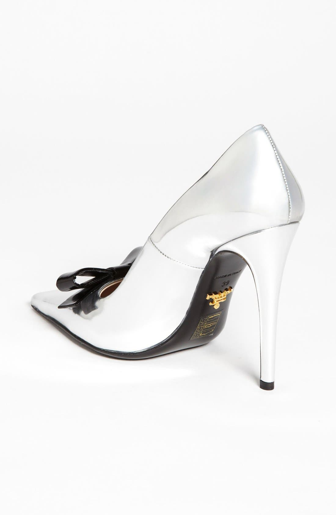Alternate Image 2  - Prada Pointy Toe Pump