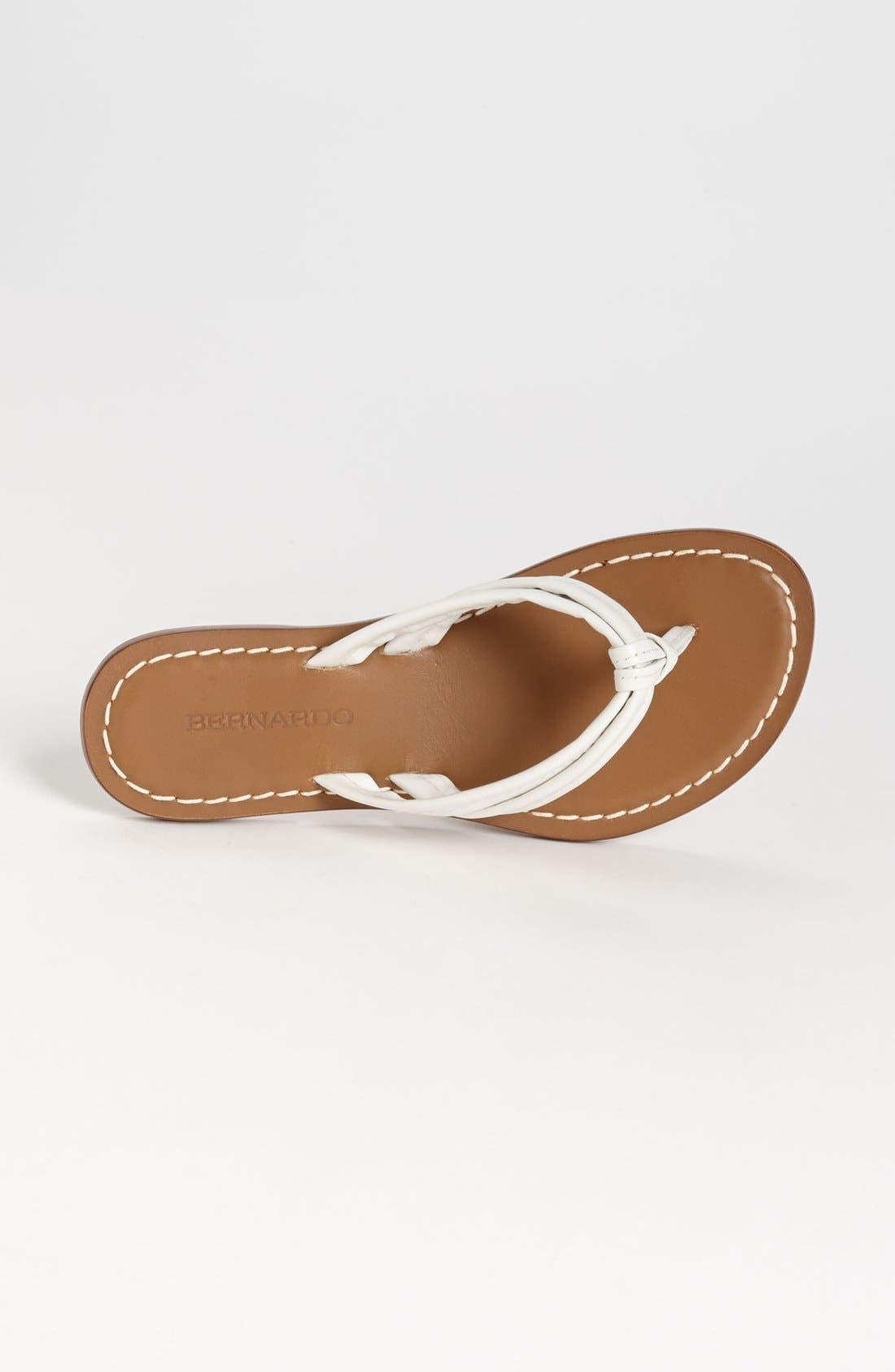 Alternate Image 3  - Bernardo Footwear Miami Sandal