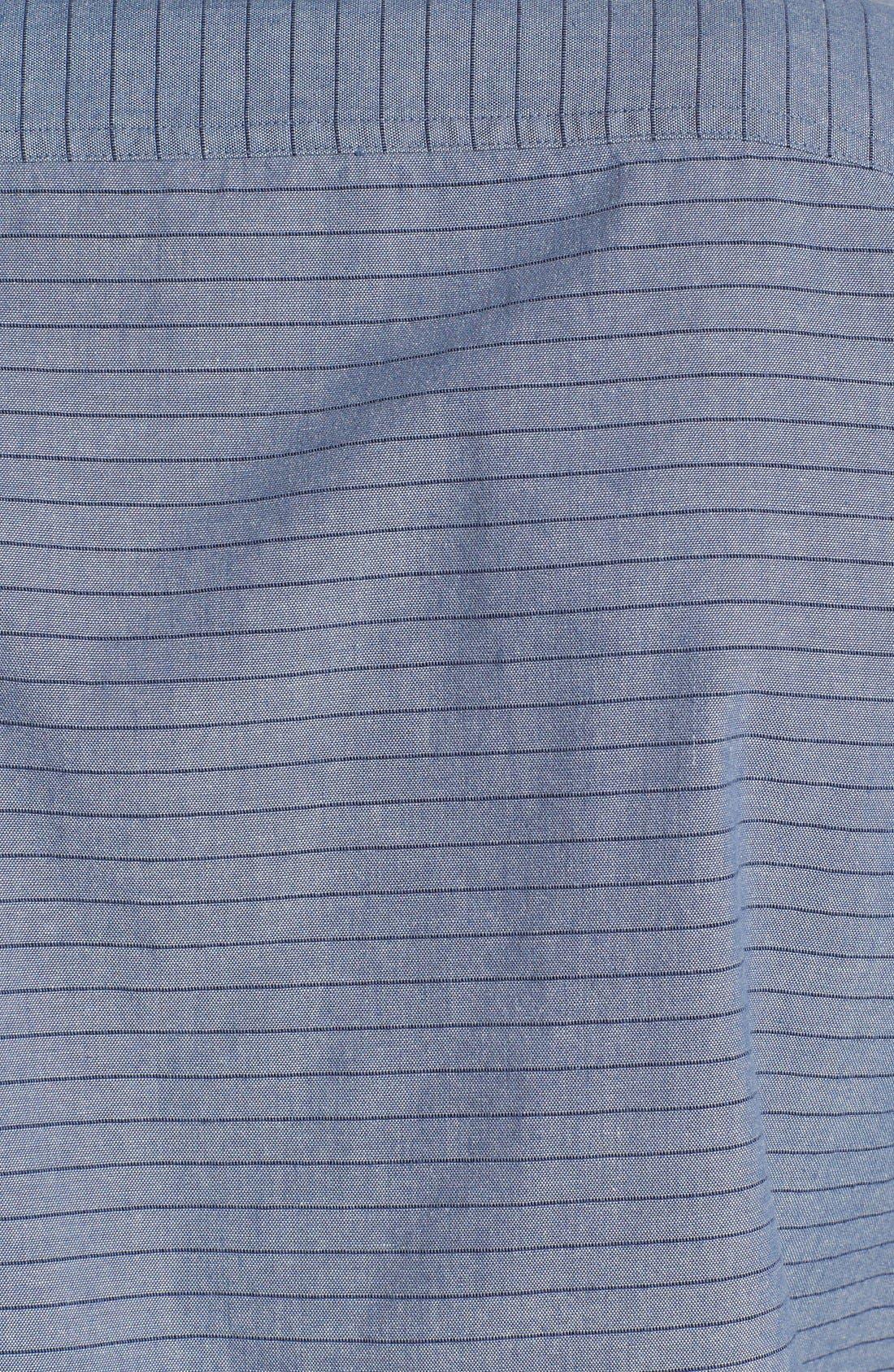 Alternate Image 3  - Wallin & Bros. Trim Fit Sport Shirt