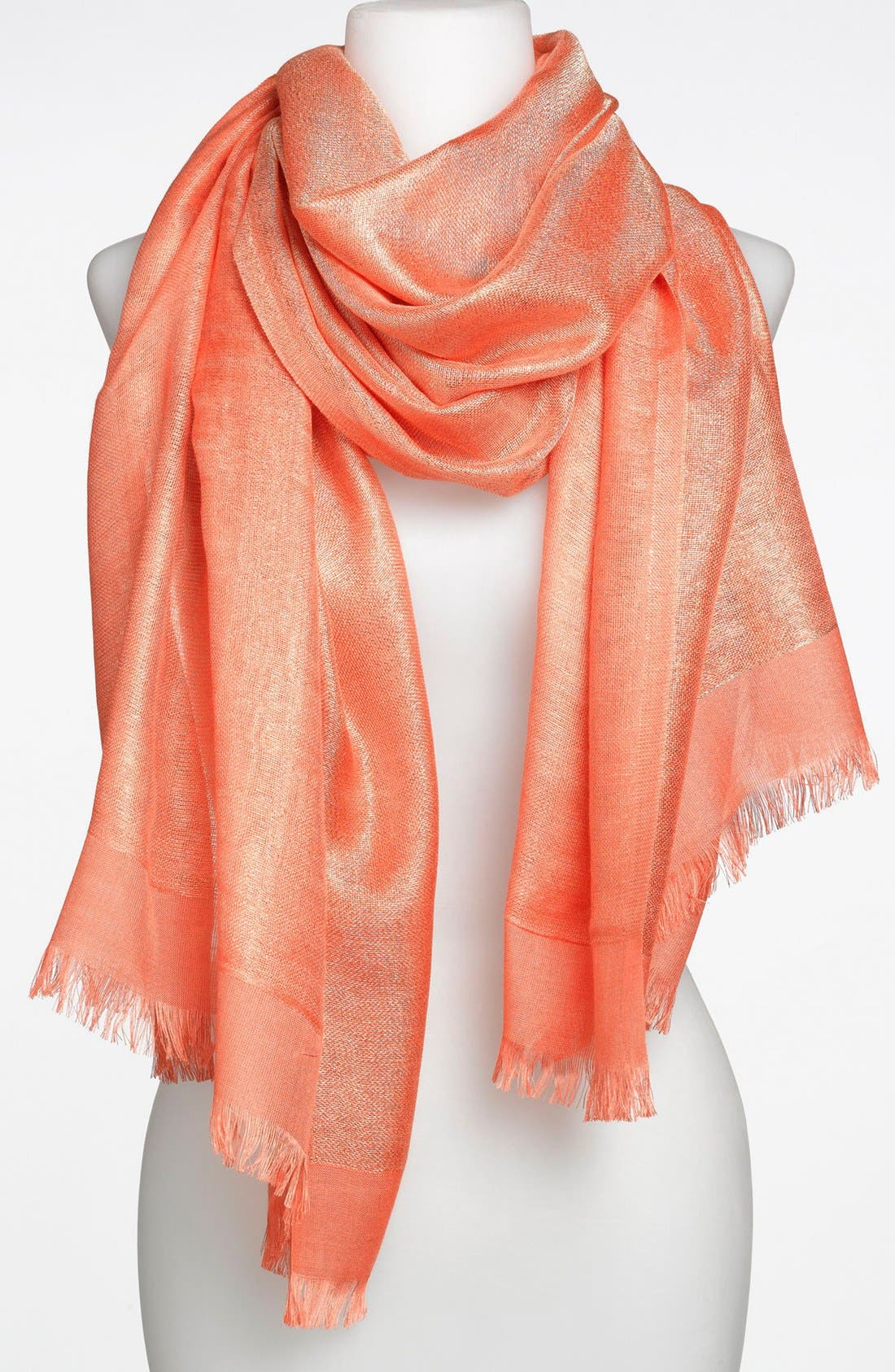 Alternate Image 1 Selected - Accessory Street 'Shine' Scarf