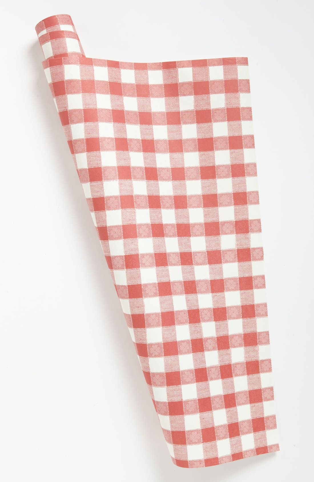 Alternate Image 1 Selected - Kitchen Papers by Cake 'Italian Checked' Paper Table Runner