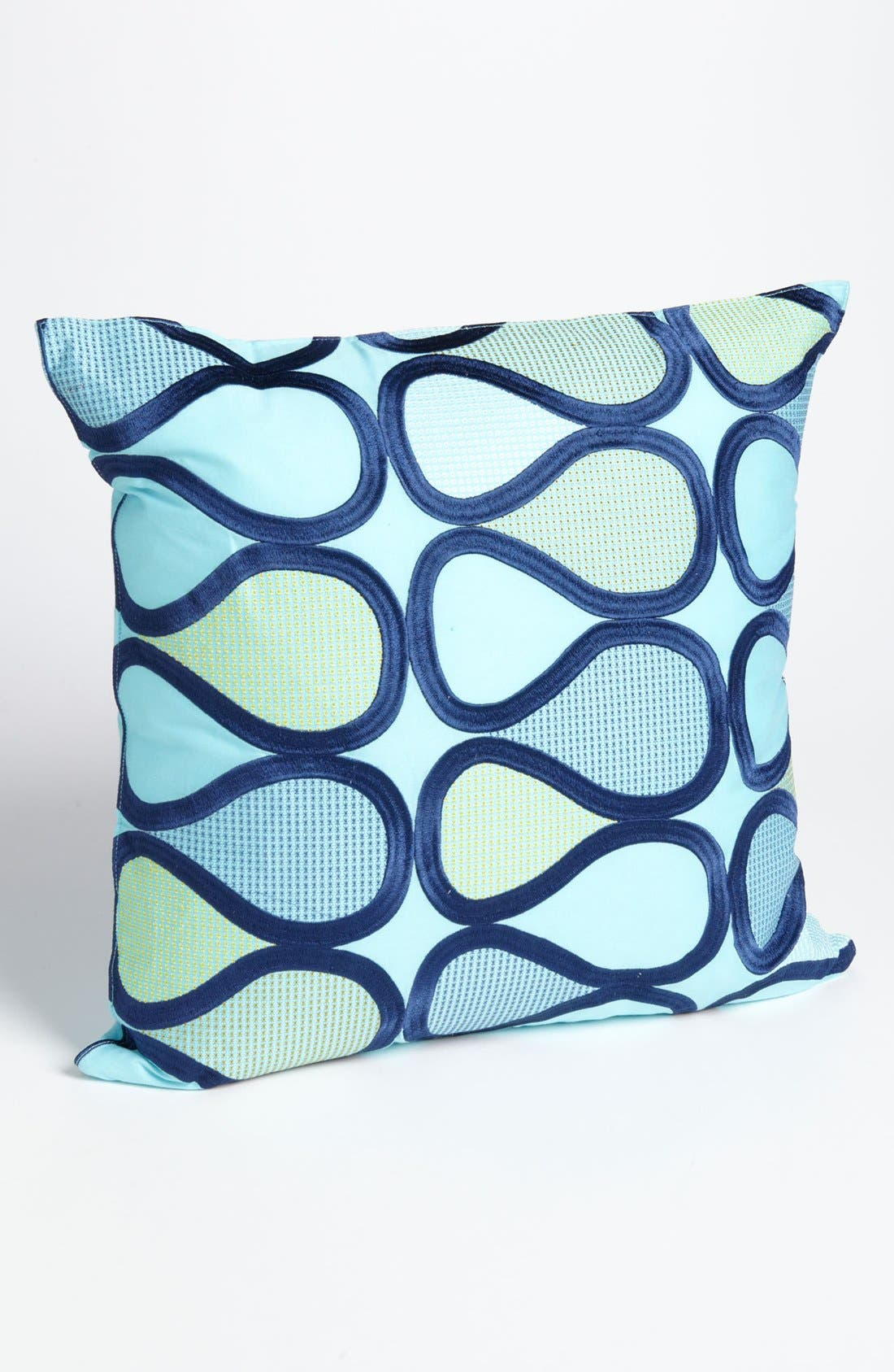 Main Image - Trina Turk 'Blue Peacock' Pillow