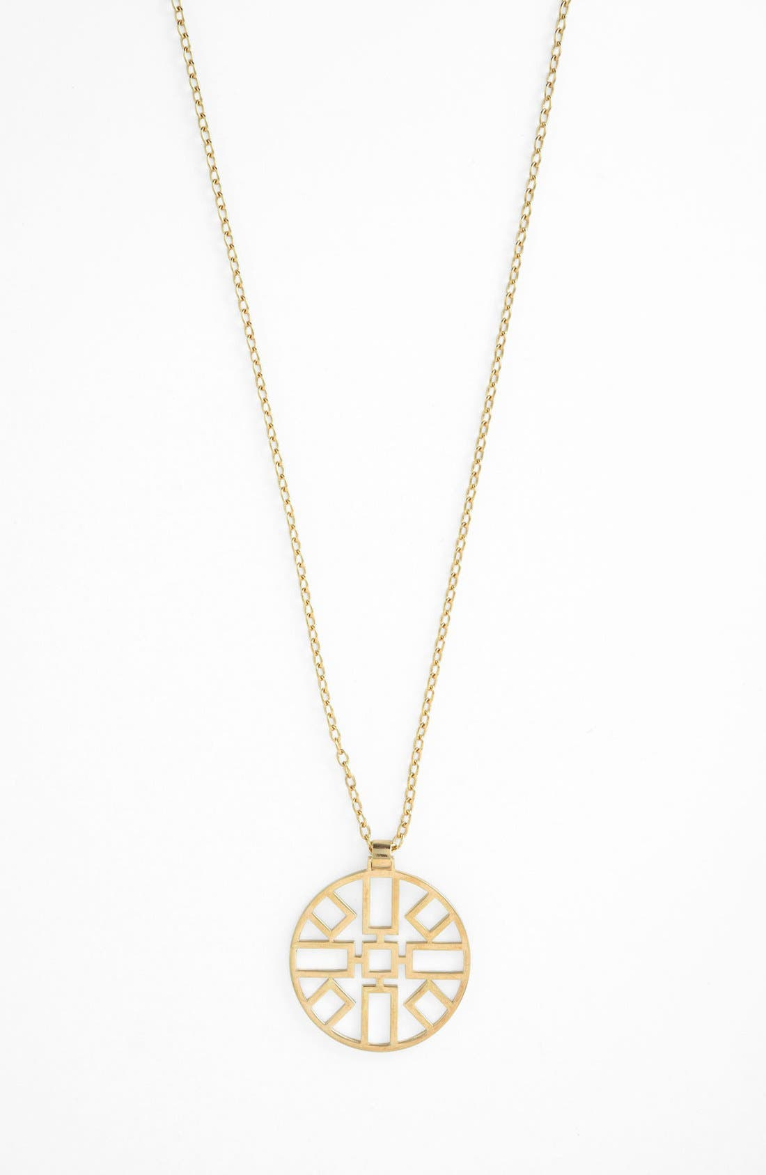 Alternate Image 1 Selected - Tory Burch 'Jordan' Necklace