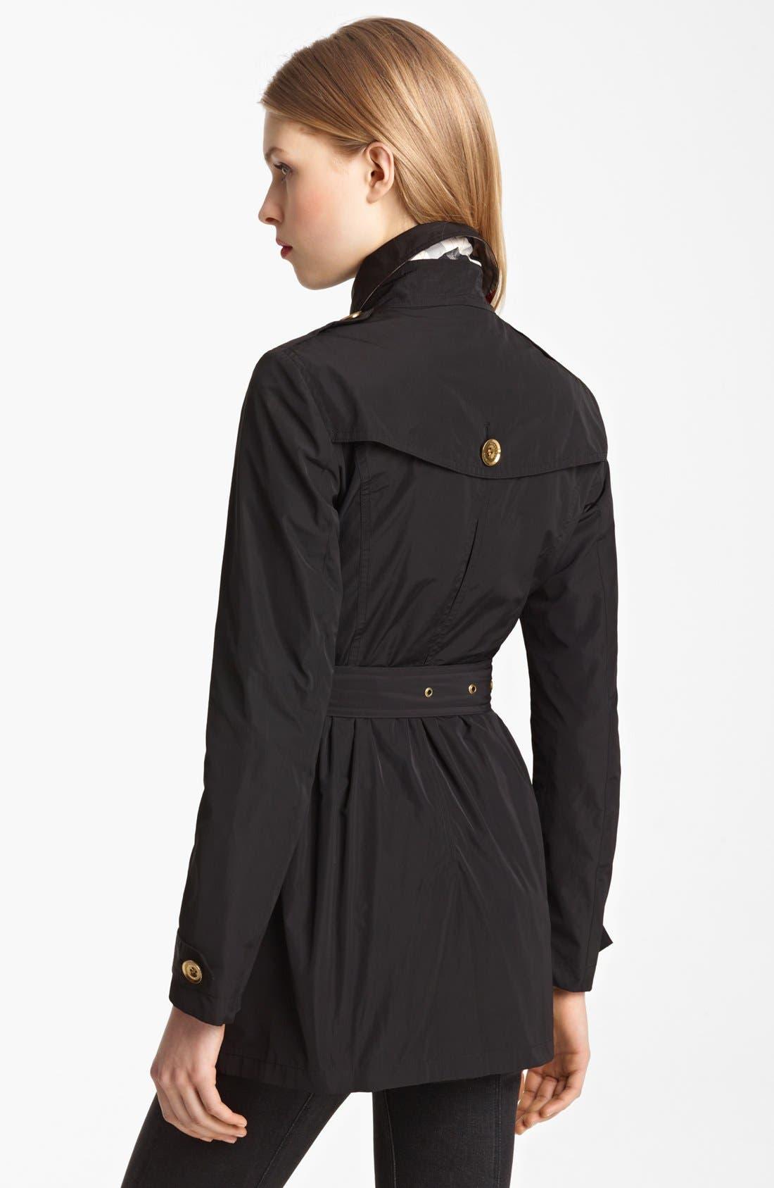 Alternate Image 2  - Burberry Brit 'Dorsleigh' Trench Coat