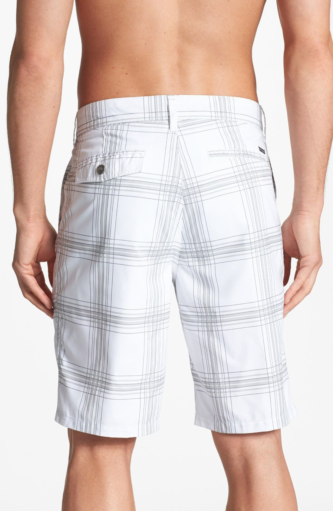 Alternate Image 2  - Quiksilver 'Duckbill' Hybrid Shorts