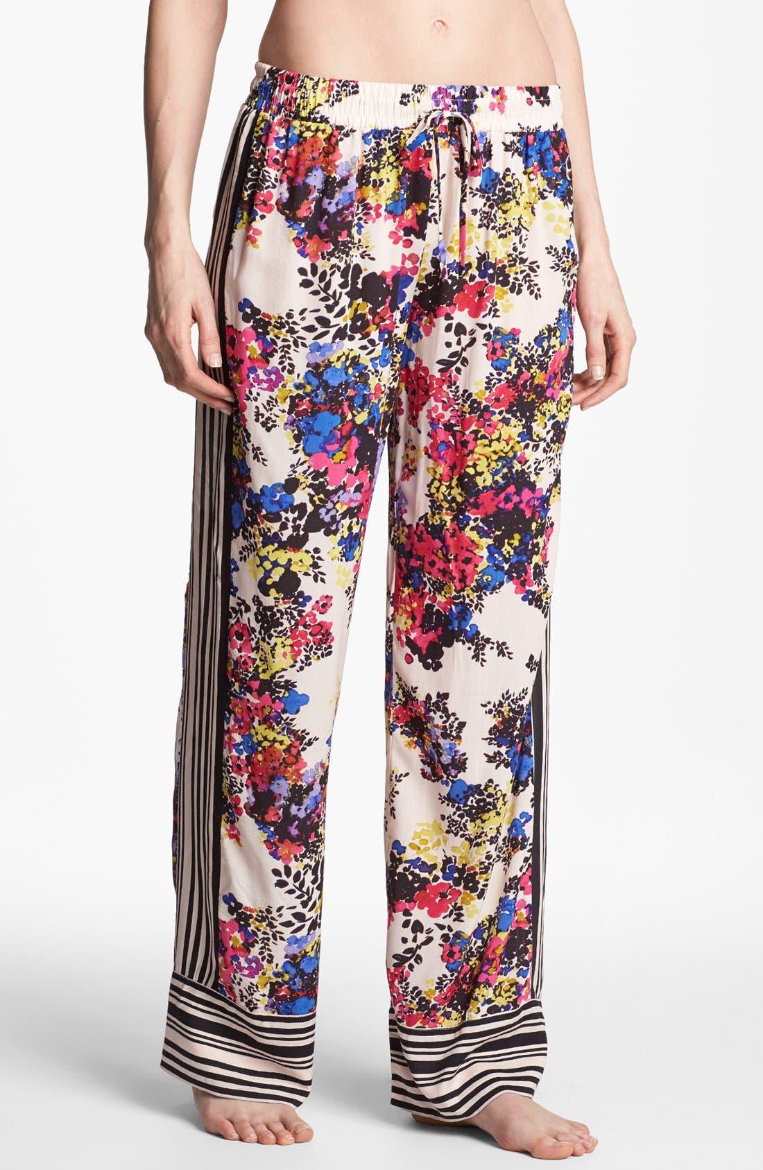 Main Image - kensie 'Sunset Beach' Lounge Pants