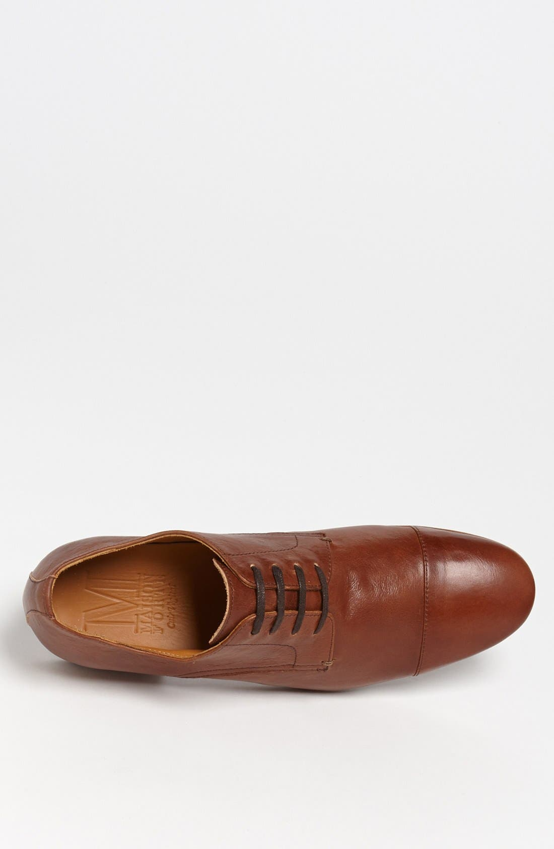 Alternate Image 3  - Maison Forte 'Blackburn' Cap Toe Derby