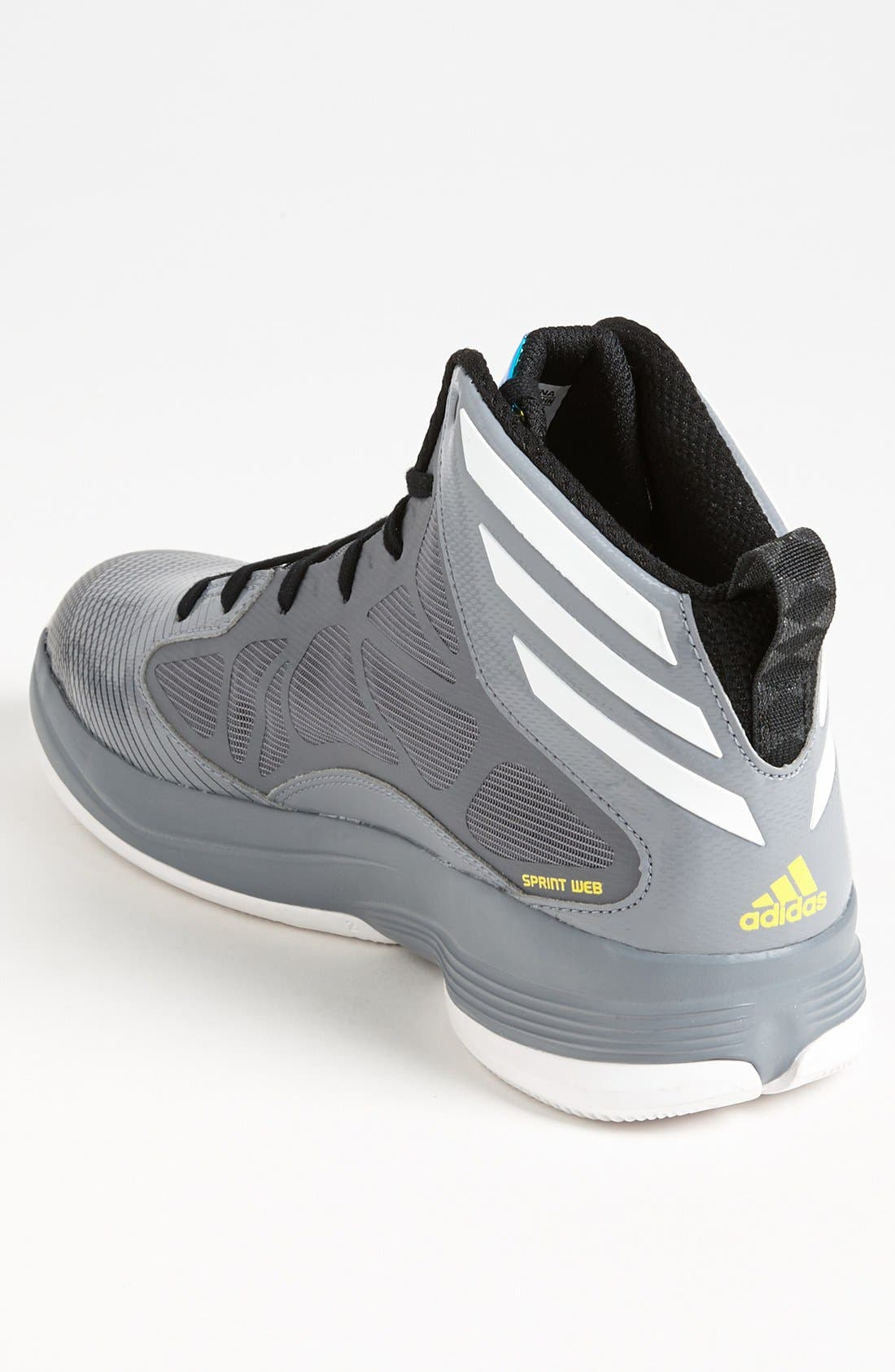 Alternate Image 2  - adidas 'Crazy Fast' Basketball Shoe (Men)