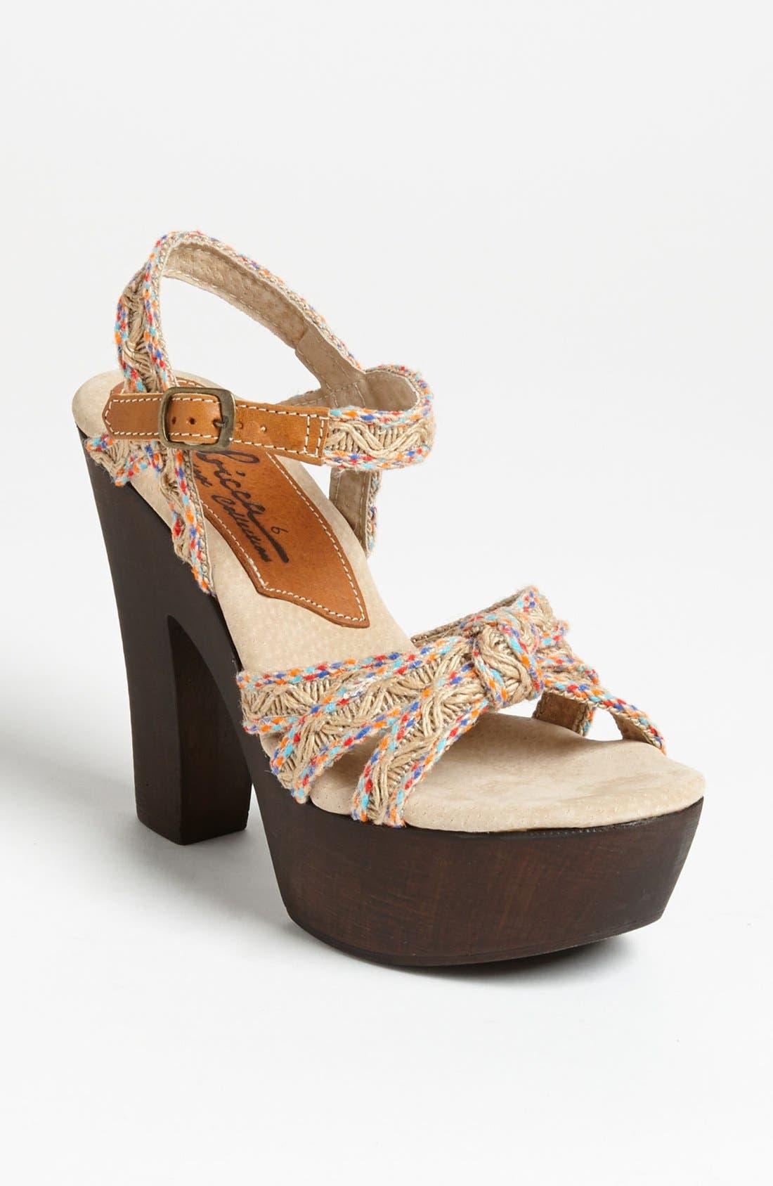 Alternate Image 1 Selected - Sbicca 'Generation' Sandal