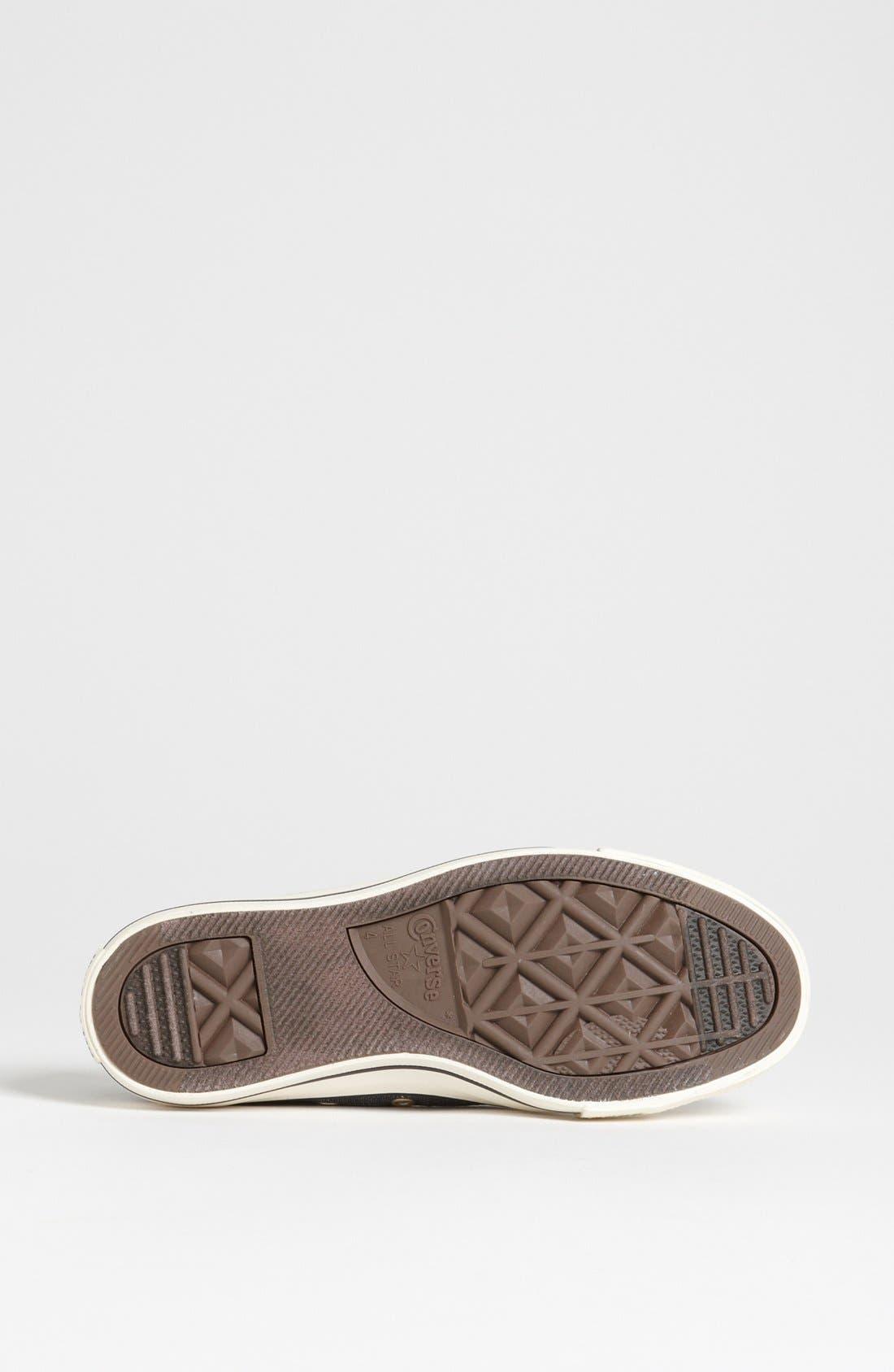 Alternate Image 4  - Converse Chuck Taylor® All Star® 'Textured' Sneaker (Women)