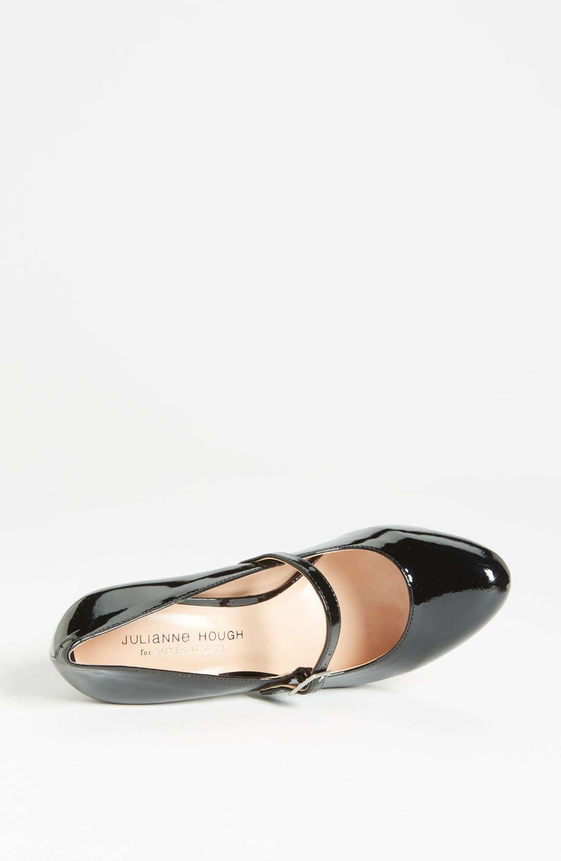 Alternate Image 3  - Julianne Hough for Sole Society 'Whitney' Pump