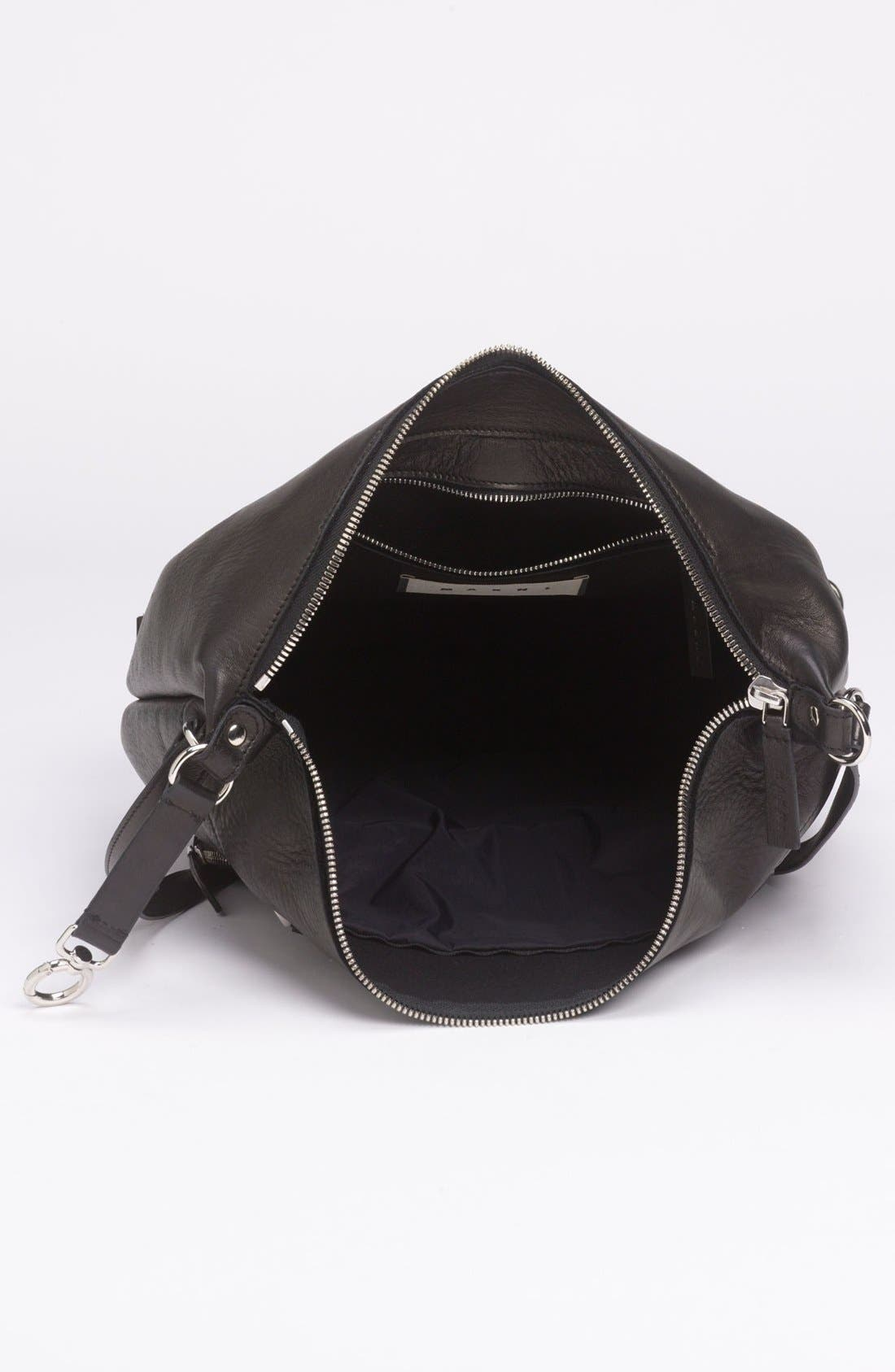 Alternate Image 3  - Marni Convertible Leather Backpack