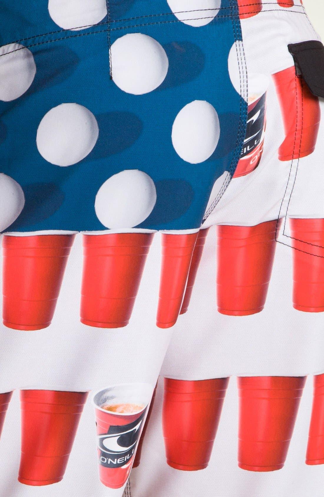 Alternate Image 3  - O'Neill 'Murca' Board Shorts