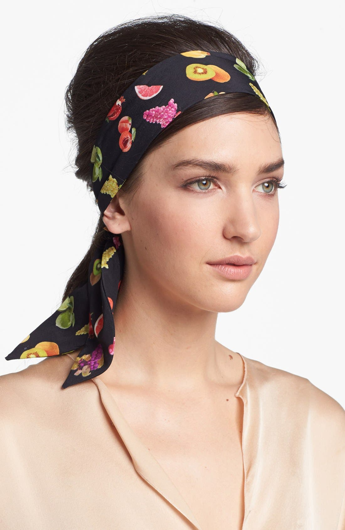 Alternate Image 1 Selected - Cara 'Fruity Tooty' Head Wrap