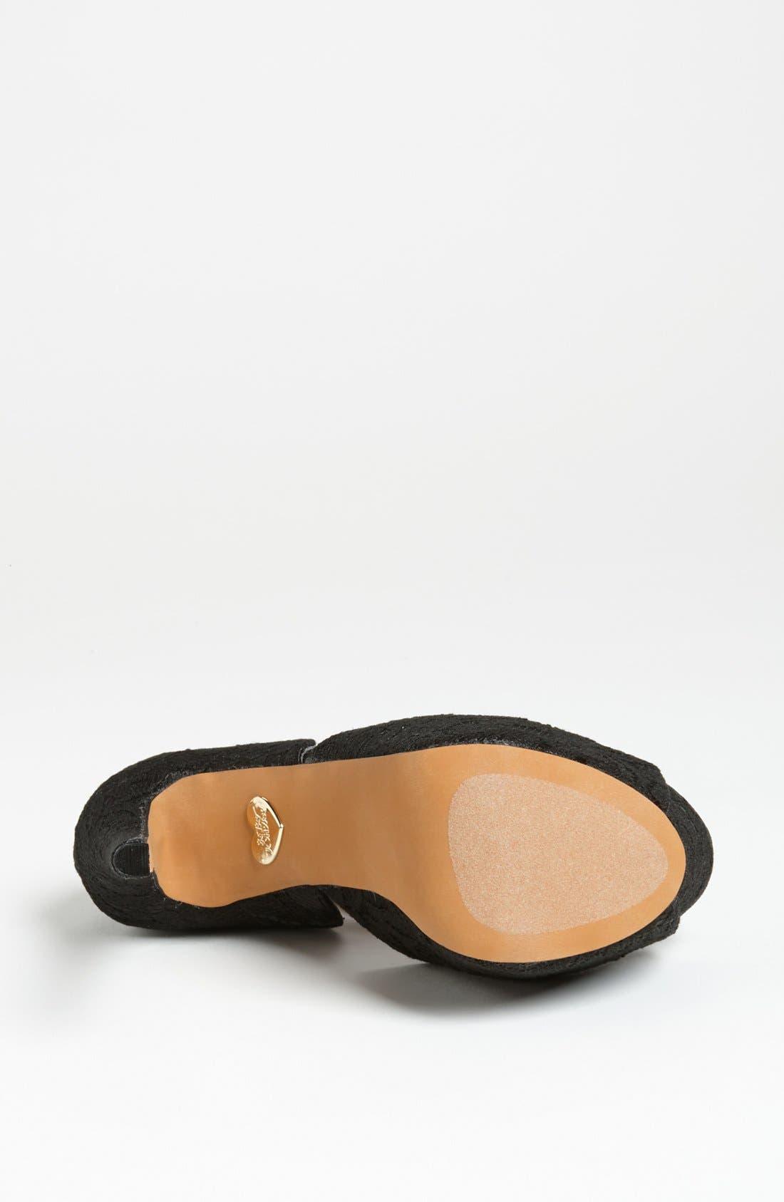 Alternate Image 4  - Betsey Johnson 'Bandit' Sandal