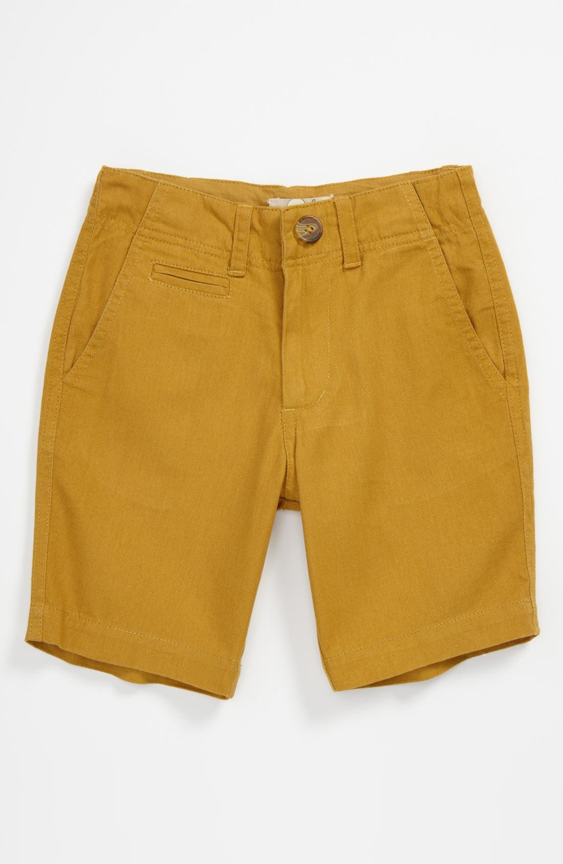 Alternate Image 1 Selected - Peek 'Richmond' Roll Cuff Shorts (Toddler, Little Boys & Big Boys)