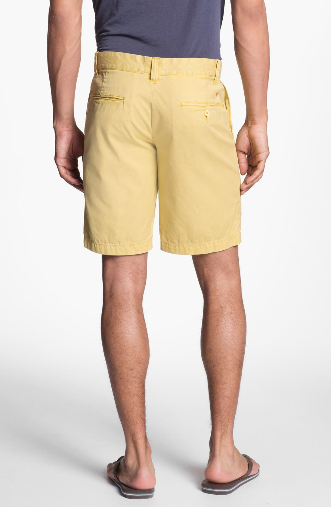 Alternate Image 2  - Dockers® 'Ultimate' Cotton Twill Shorts