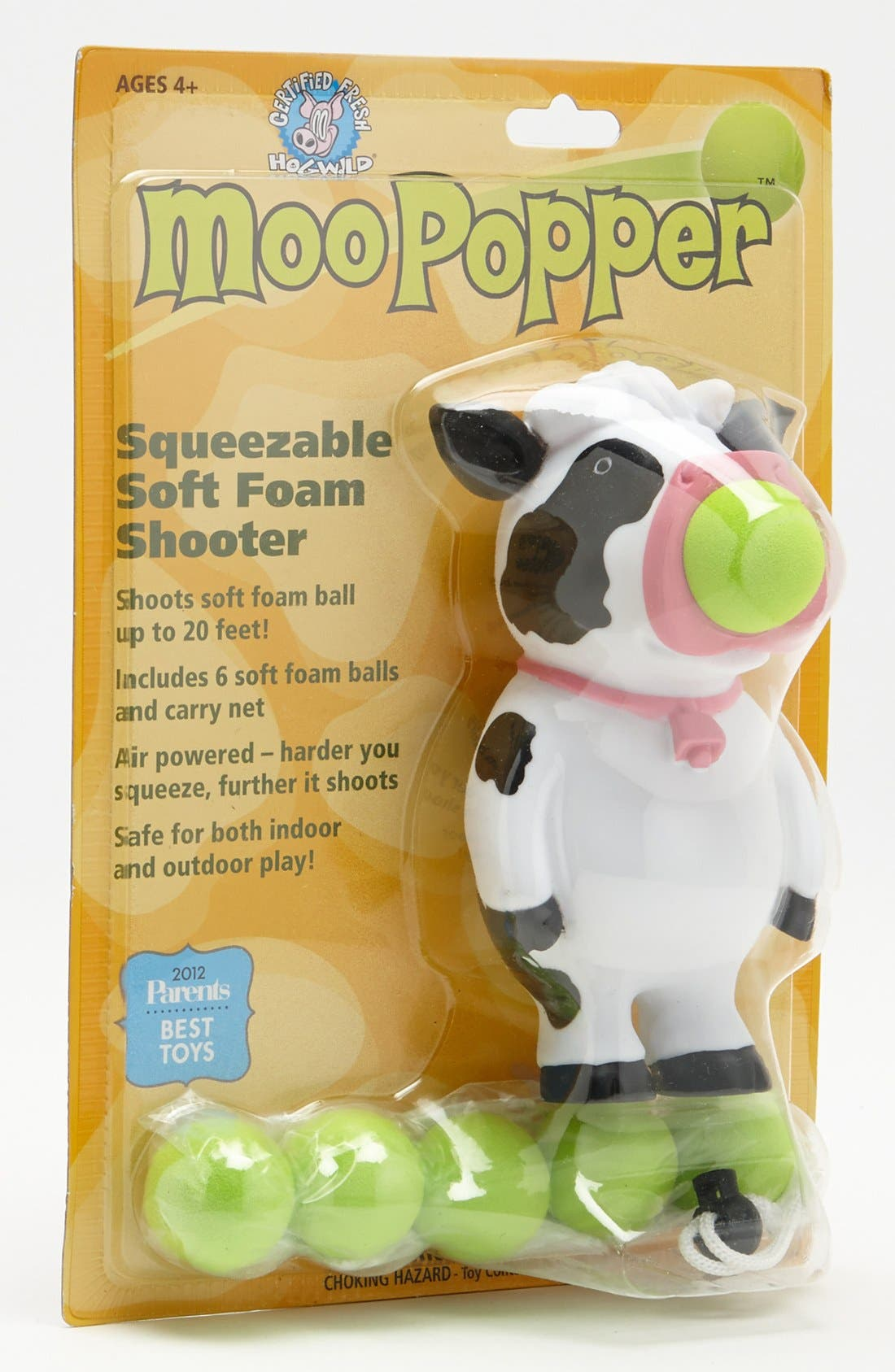 Alternate Image 3  - Hog Wild Toys 'Moo Popper' Toy