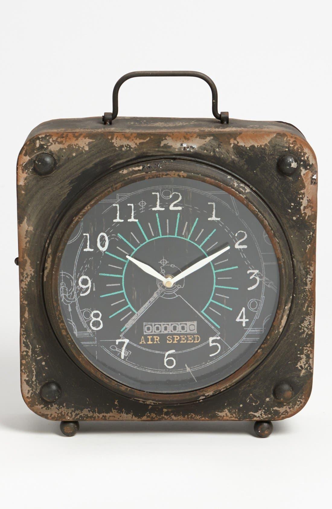 Main Image - Vintage Iron Table Clock