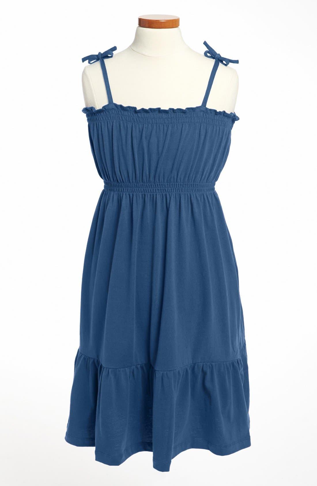Alternate Image 1 Selected - Peek 'Brighton' Dress (Toddler, Little Girls & Big Girls)