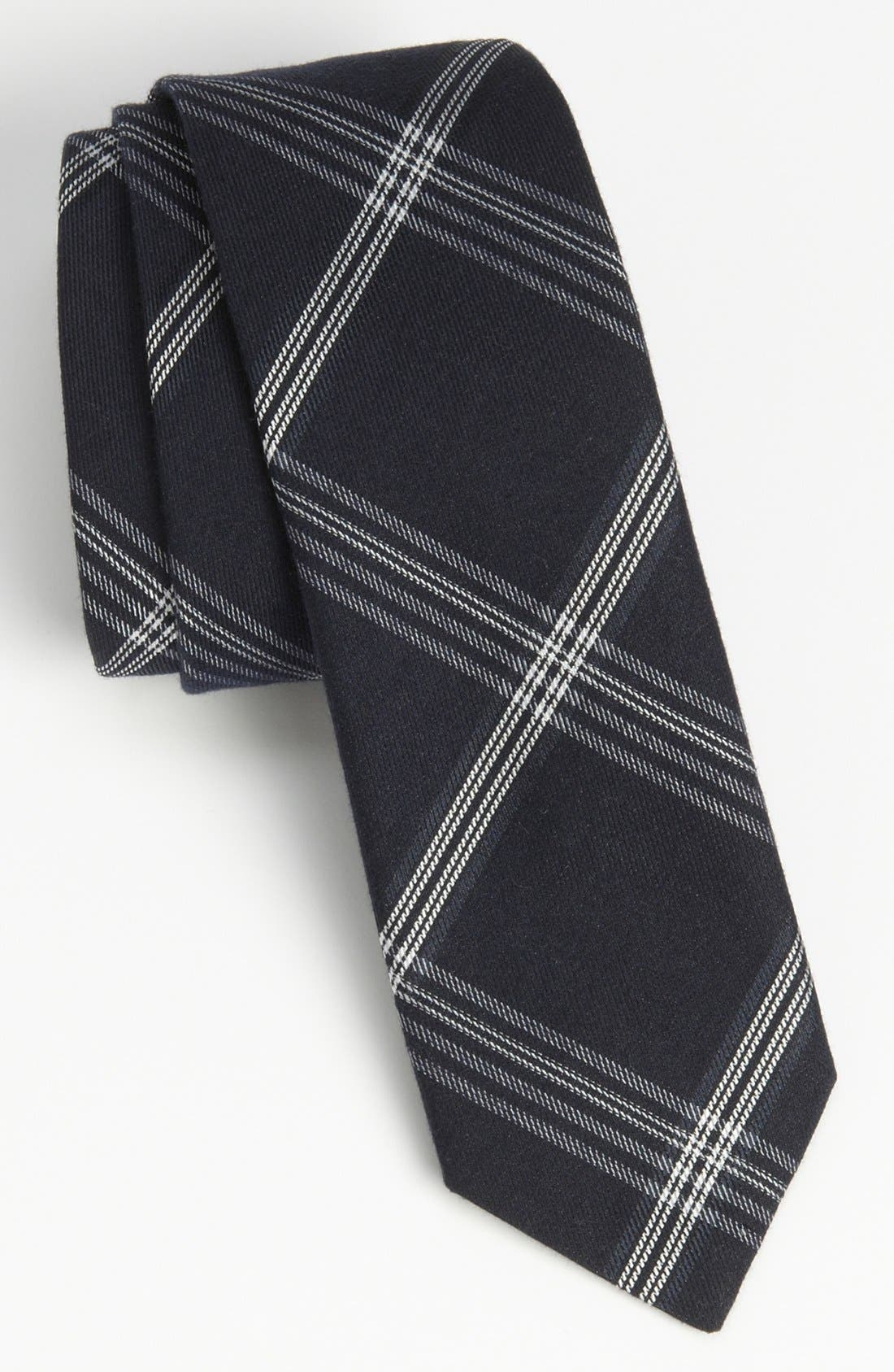 Main Image - BOSS HUGO BOSS Woven Silk Blend Tie