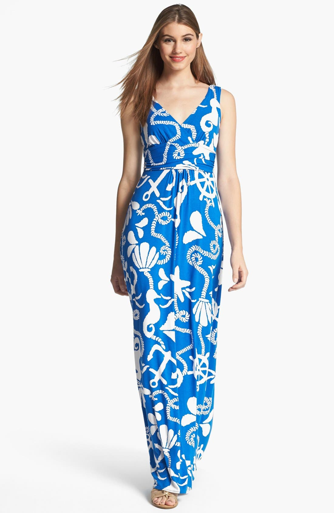 Alternate Image 1 Selected - Lilly Pulitzer® 'Sloane' Maxi Dress
