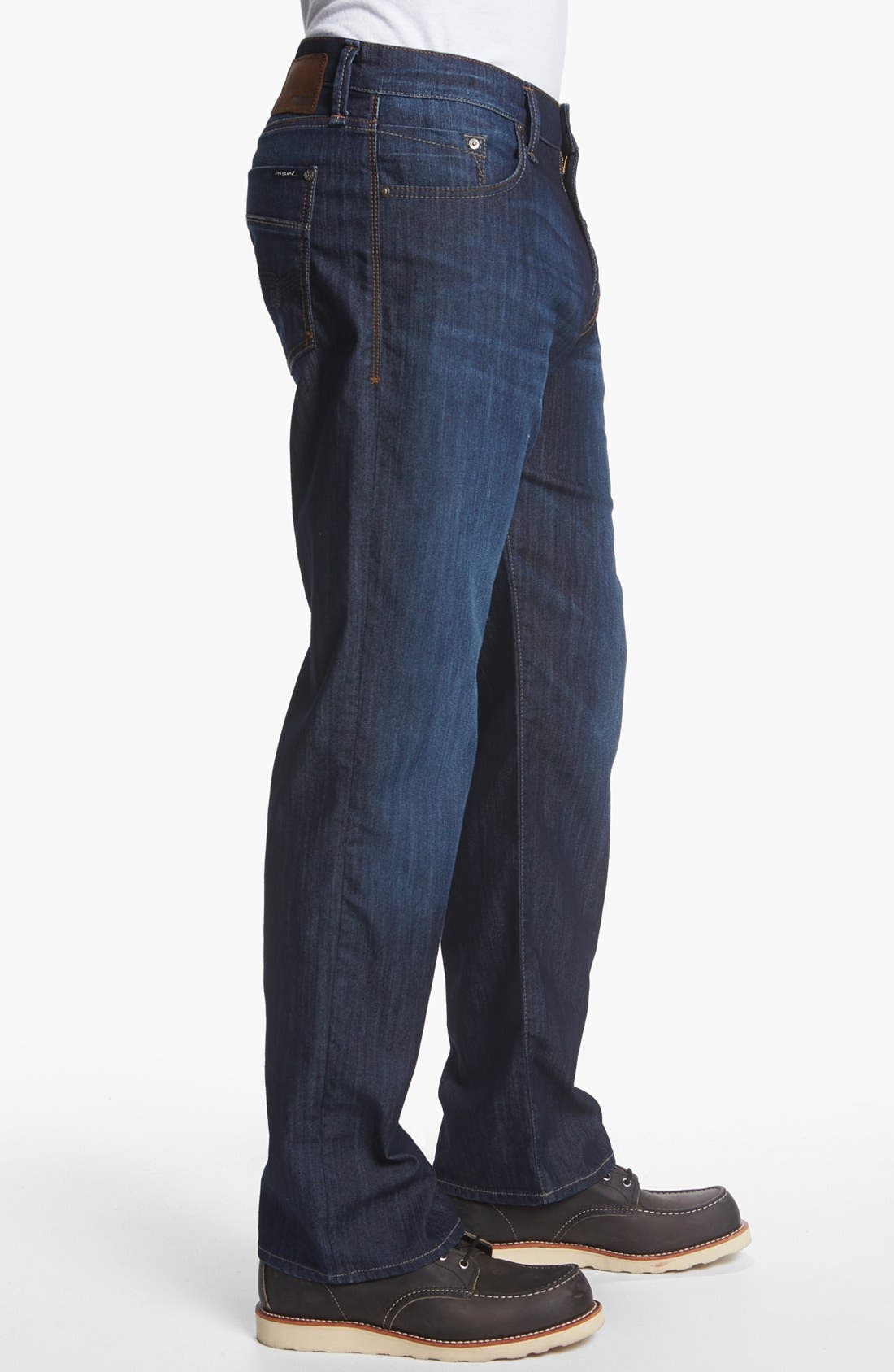 Alternate Image 3  - Mavi Jeans 'Max' Relaxed Jeans (Rinse Arizona Comfort) (Online Only)