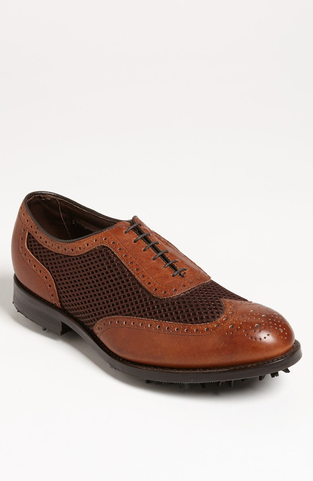 Alternate Image 1 Selected - Allen Edmonds 'Double Eagle' Golf Shoe (Men)
