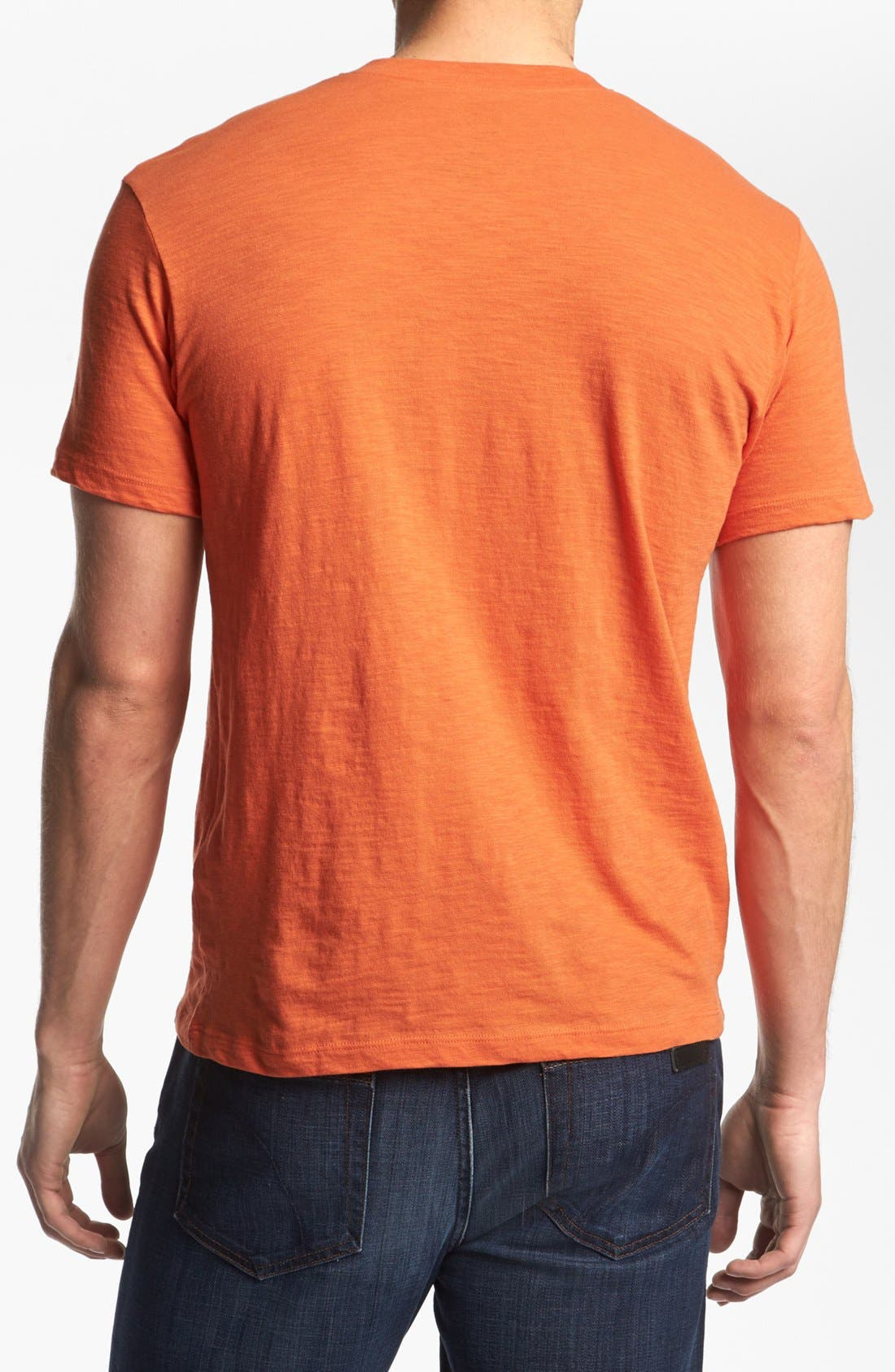 Alternate Image 2  - 47 Brand 'Baltimore Orioles - JV Scrum' T-Shirt