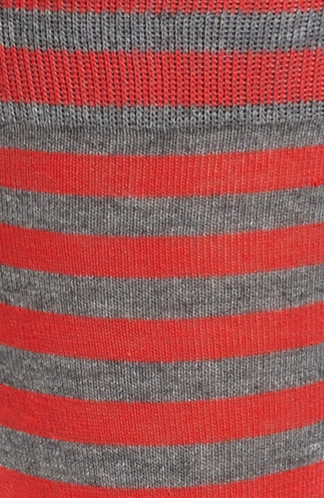 Alternate Image 2  - Cole Haan 'Sailor Stripe' Socks