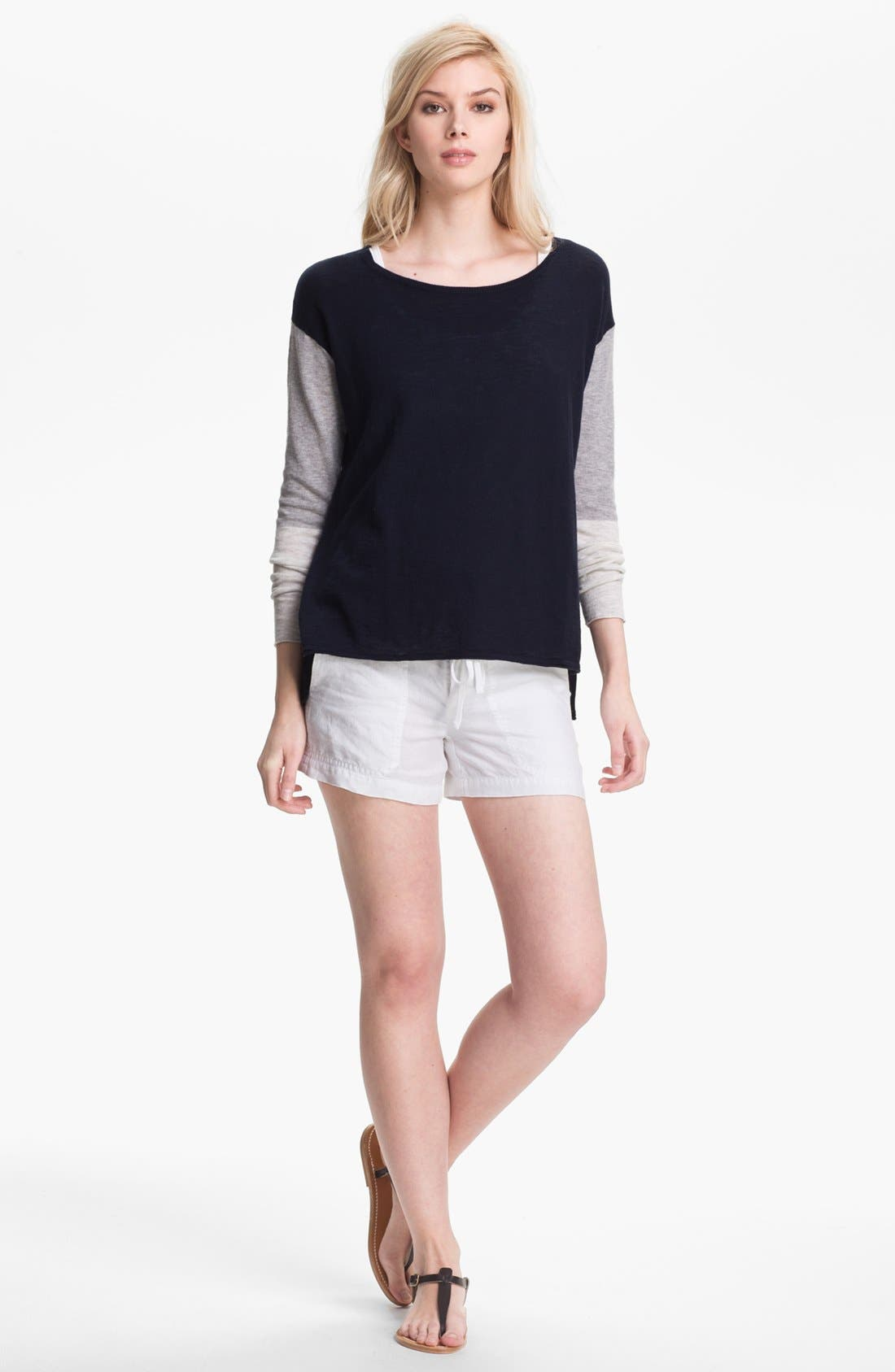 Main Image - Vince Colorblock Sweater