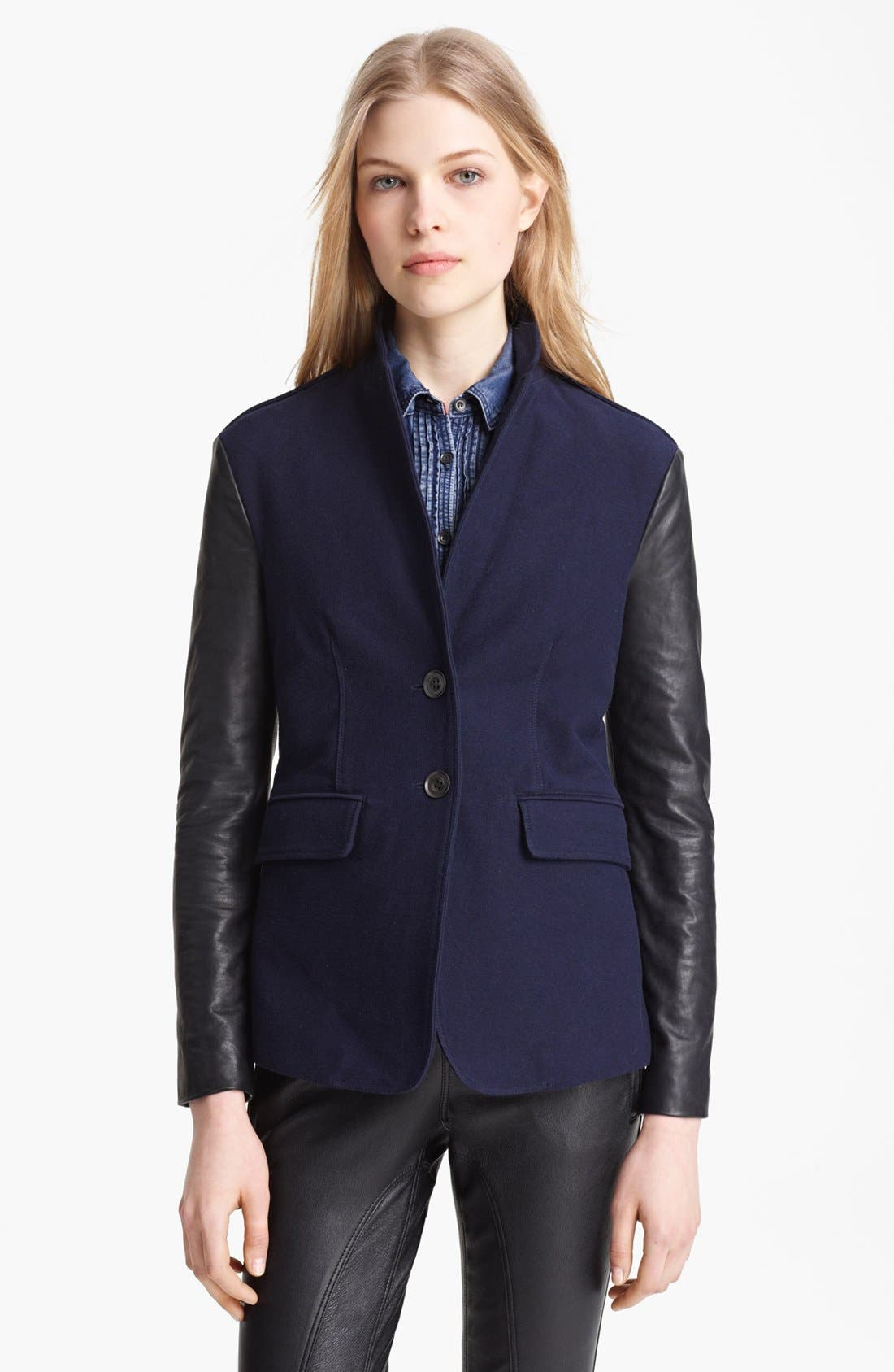 Alternate Image 1 Selected - Burberry Brit 'Wollaton' Jacket