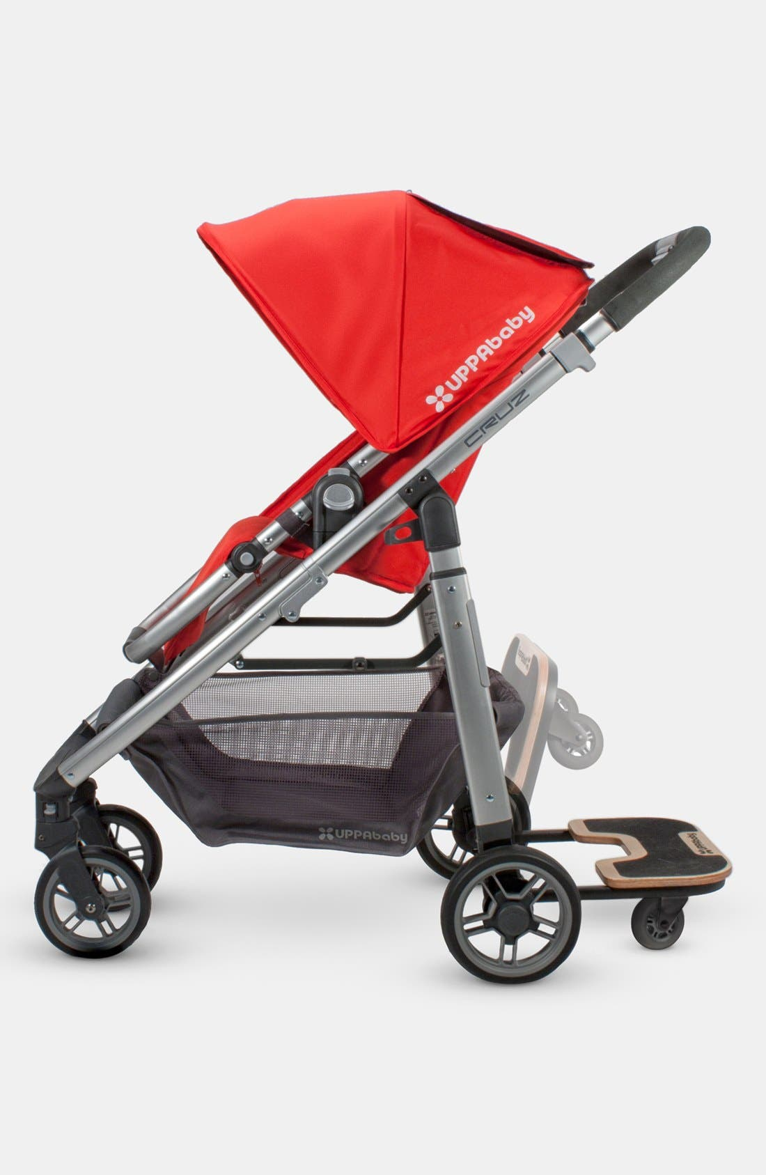 Alternate Image 3  - UPPAbaby CRUZ & ALTA Stroller PiggyBack™ Ride-Along Board