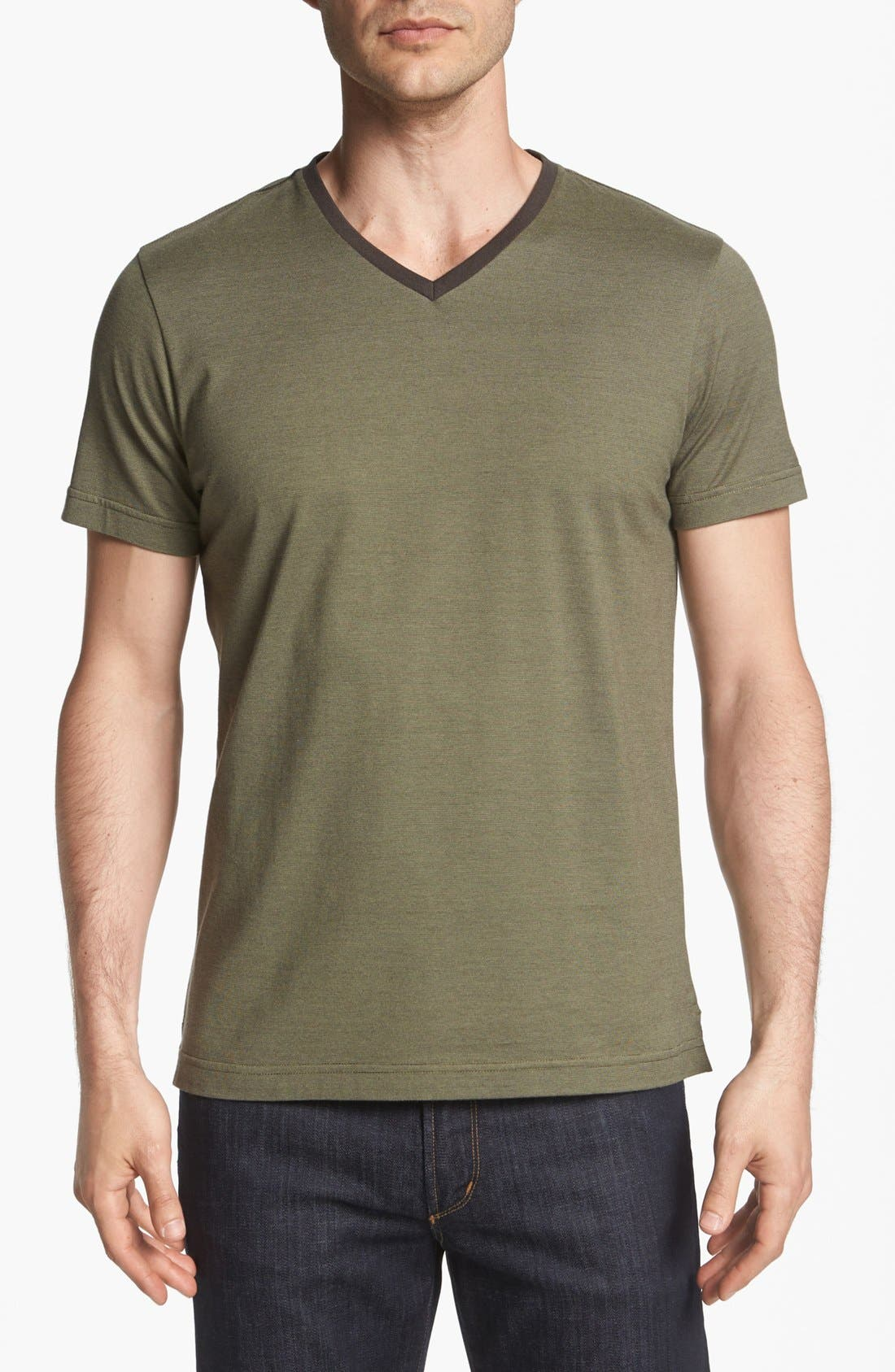 Alternate Image 1 Selected - Robert Barakett 'Connor' V-Neck T-shirt