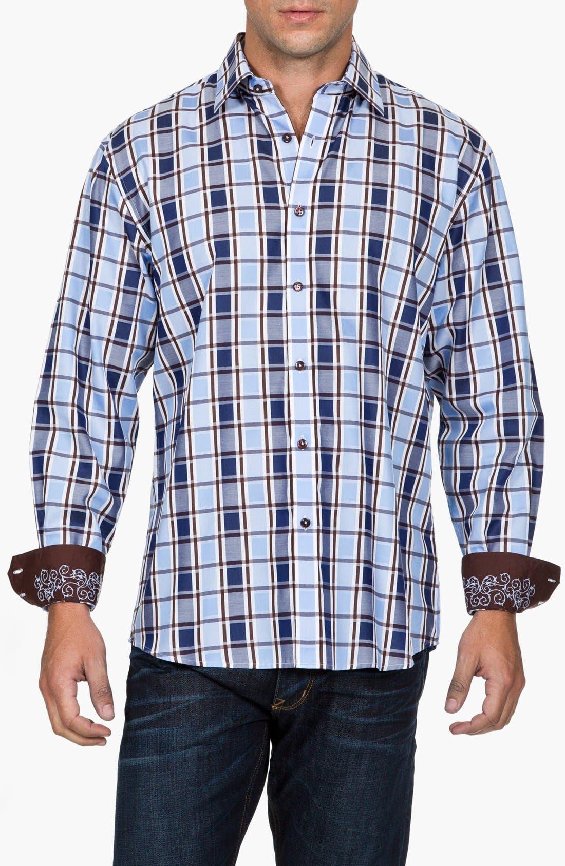 Alternate Image 2  - Zagiri Regular Fit Sport Shirt