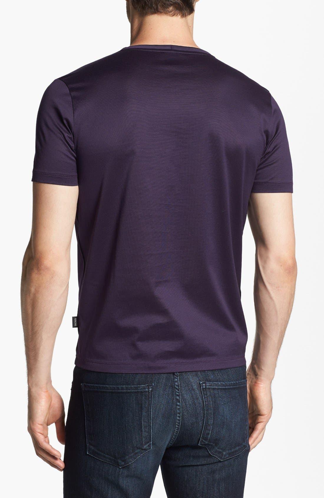 Alternate Image 2  - BOSS HUGO BOSS 'Eraldo' Regular Fit V-Neck T-Shirt