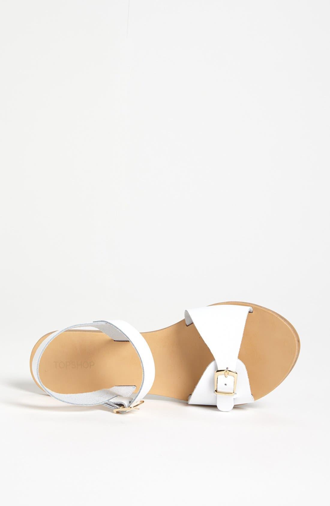 Alternate Image 3  - Topshop 'Helter' Sandal