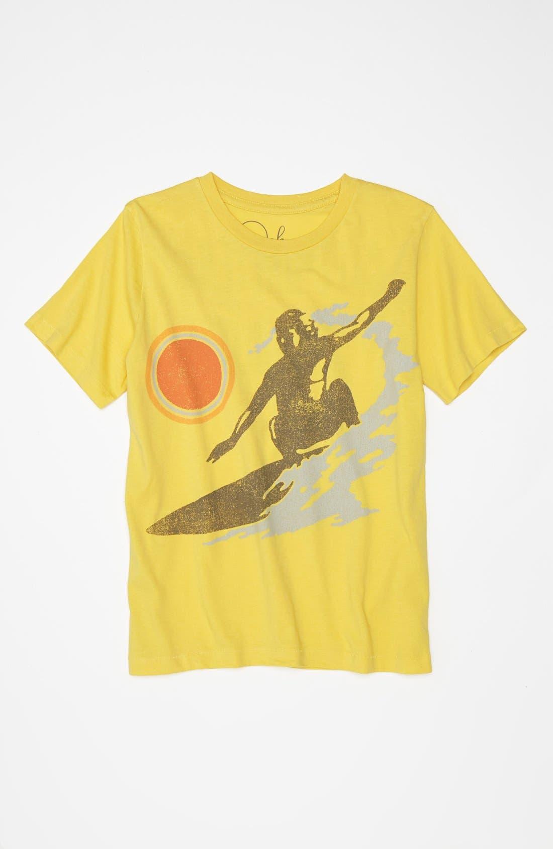 Main Image - Peek 'Cape Hatteras' T-Shirt (Toddler Boys, Little Boys & Big Boys)
