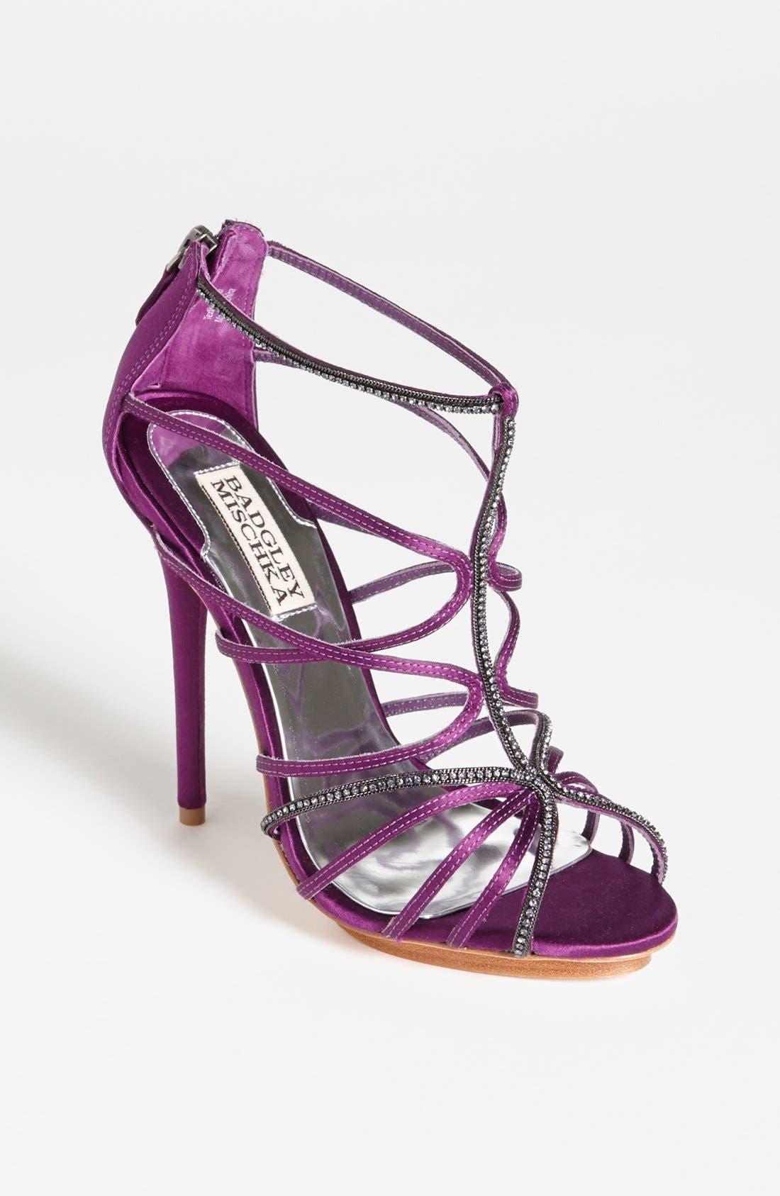 Main Image - Badgley Mischka 'Nisha' Sandal
