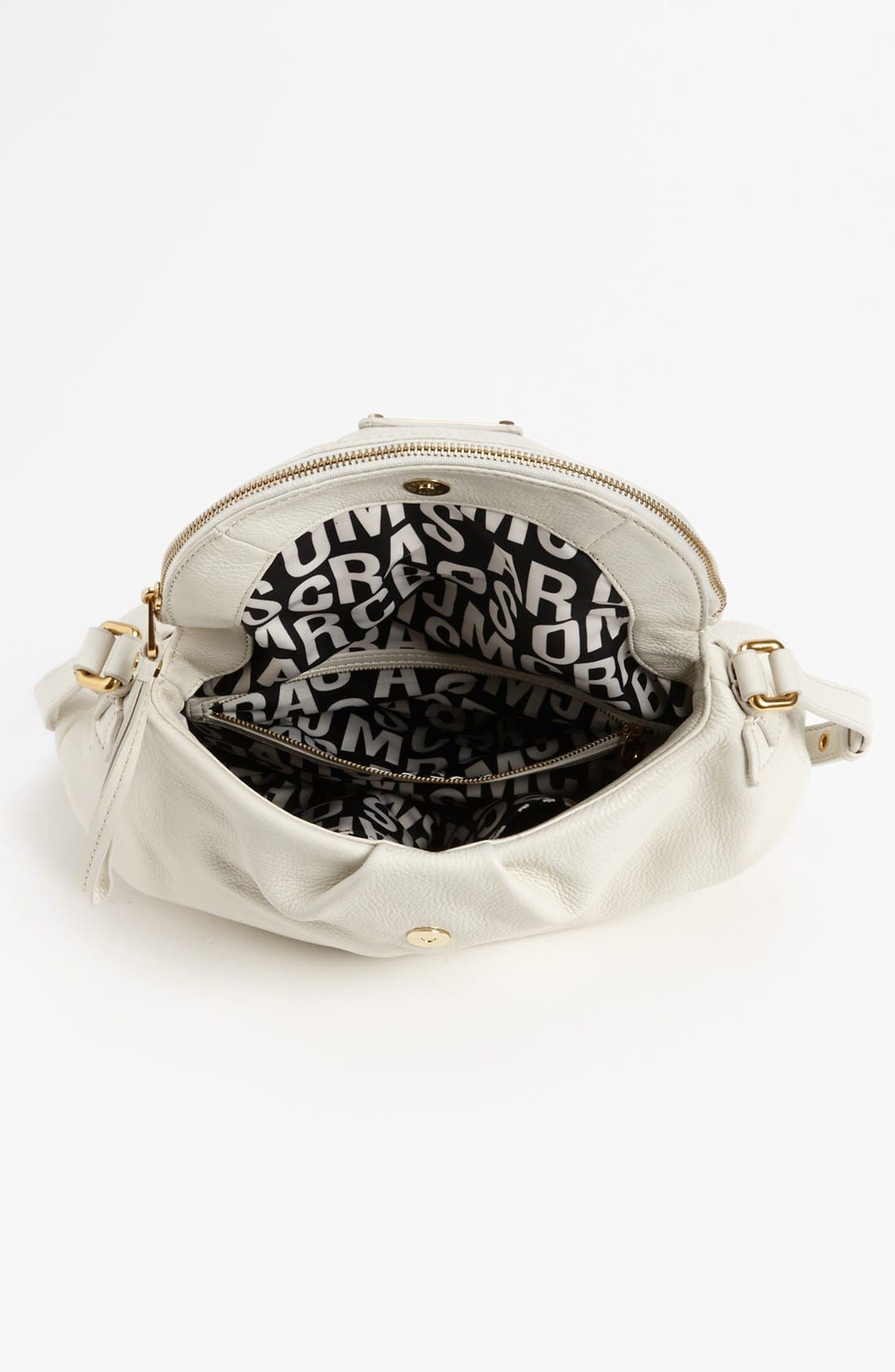 Alternate Image 3  - MARC BY MARC JACOBS 'Classic Q - Natasha' Crossbody Flap Bag, Medium