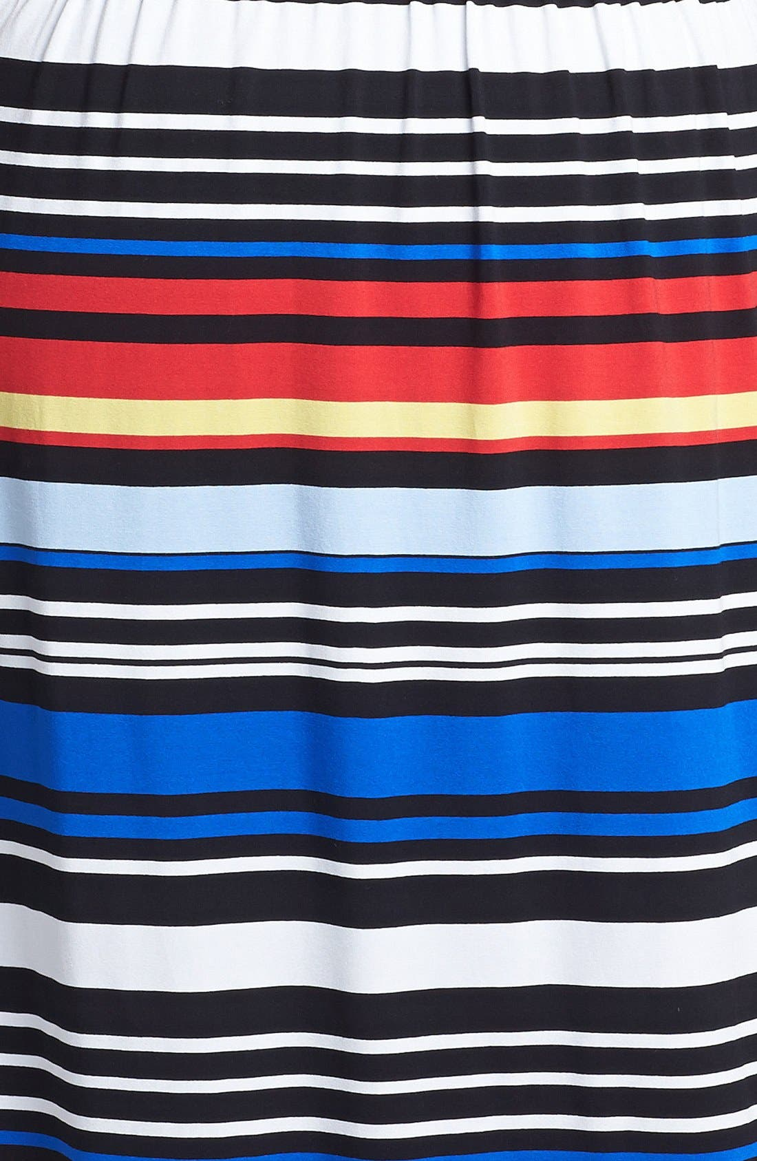 Alternate Image 3  - Vince Camuto Bright Stripe Maxi Dress (Plus Size) (Online Only)