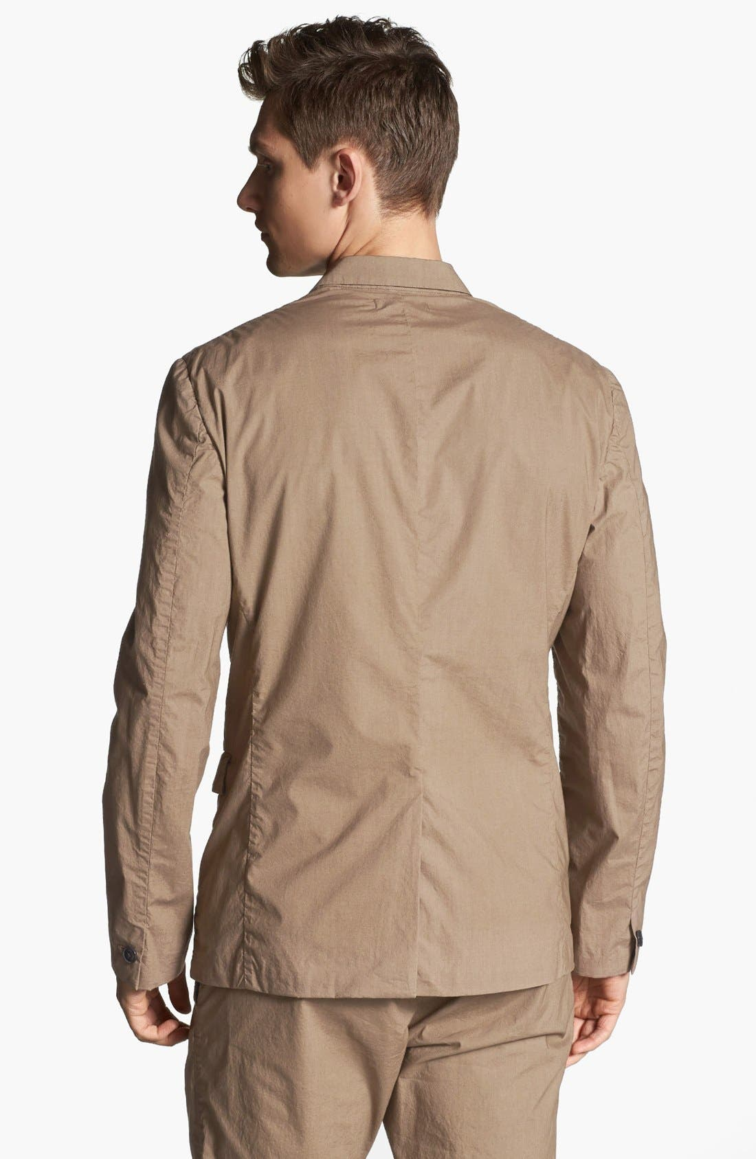 Alternate Image 2  - Theory Cotton Blend Sportcoat