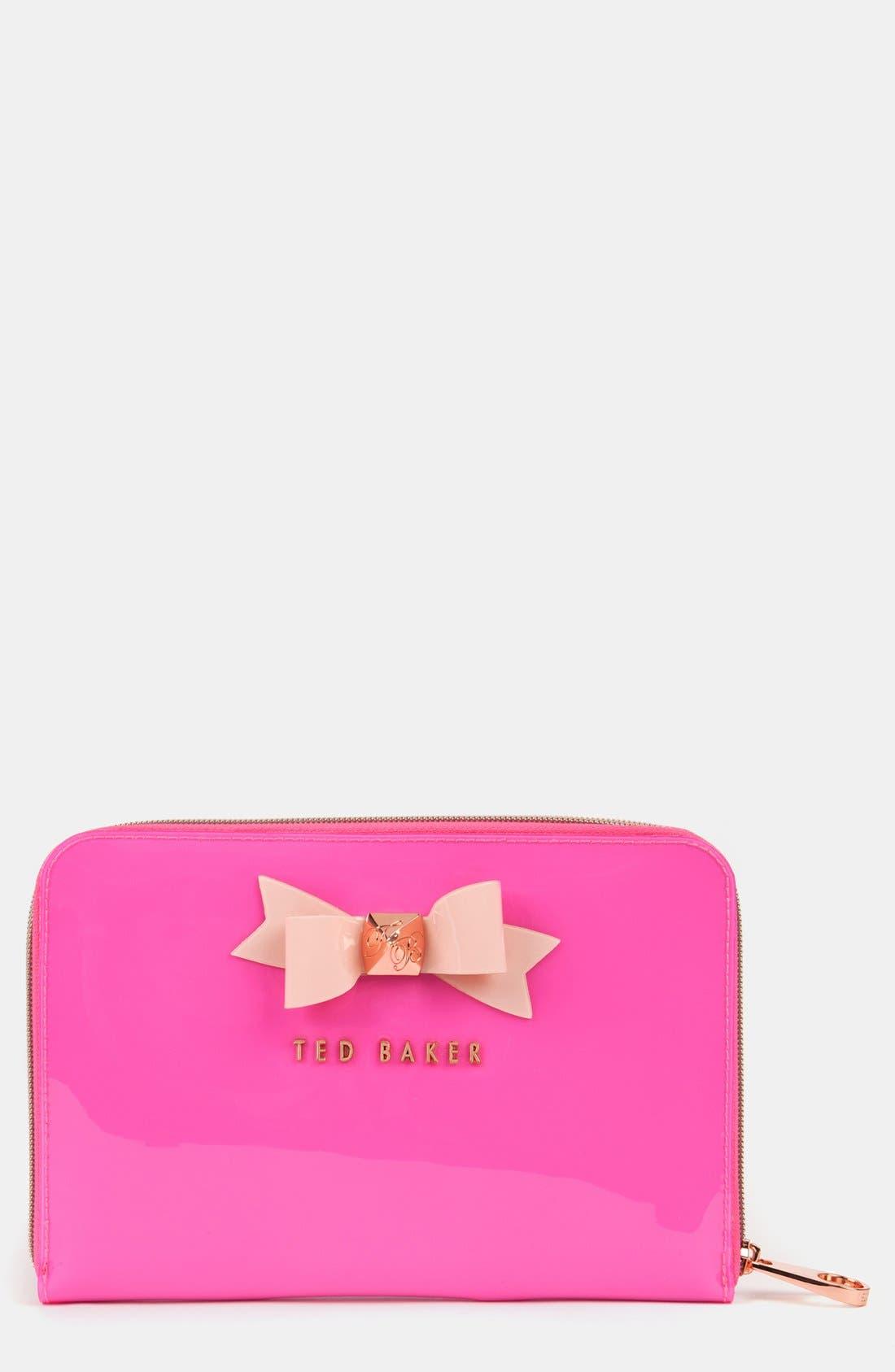 Alternate Image 1 Selected - Ted Baker London iPad mini Case