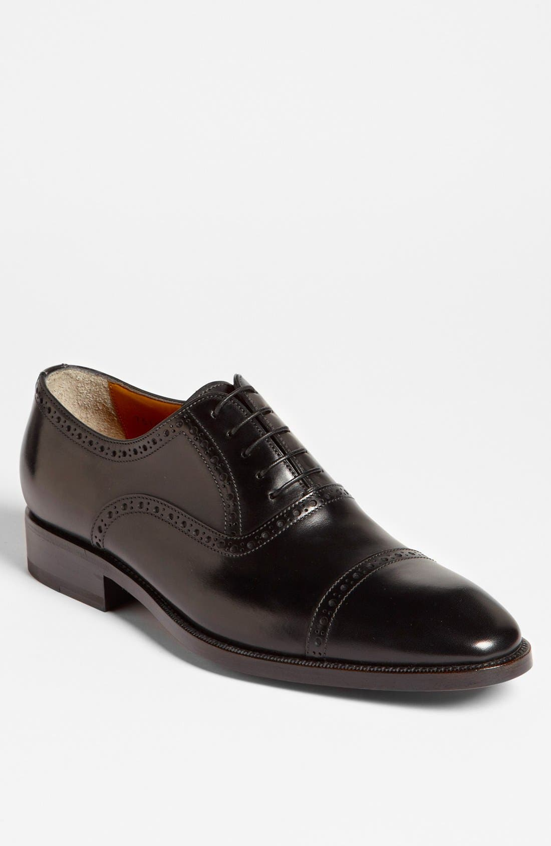 Alternate Image 1 Selected - Santoni 'Bristol' Oxford