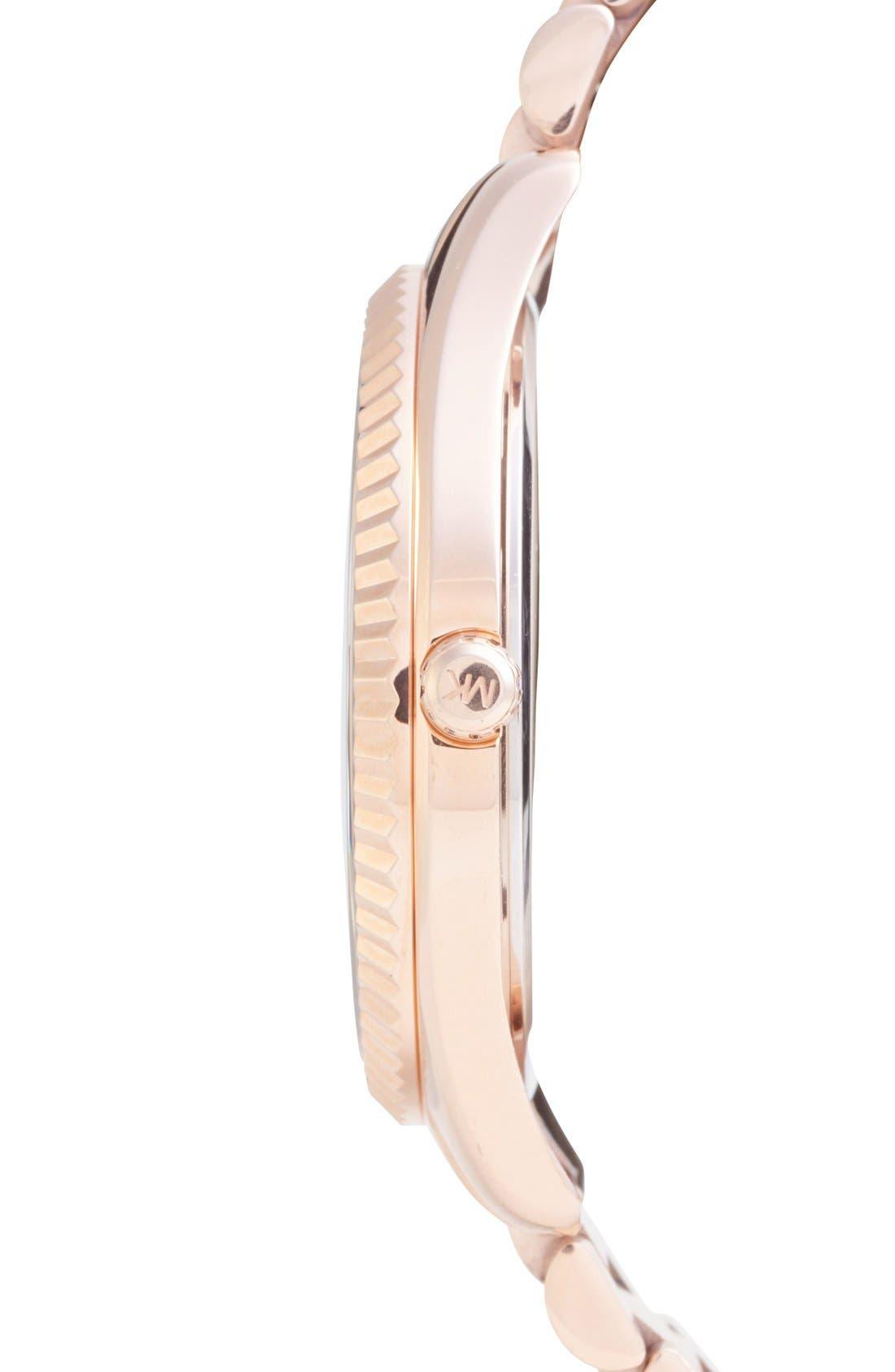 Alternate Image 2  - Michael Kors 'Blake' Bracelet Watch, 42mm