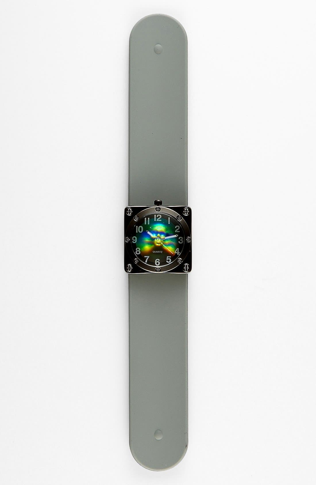 Alternate Image 1 Selected - Titanium Slap Watch (Boys)